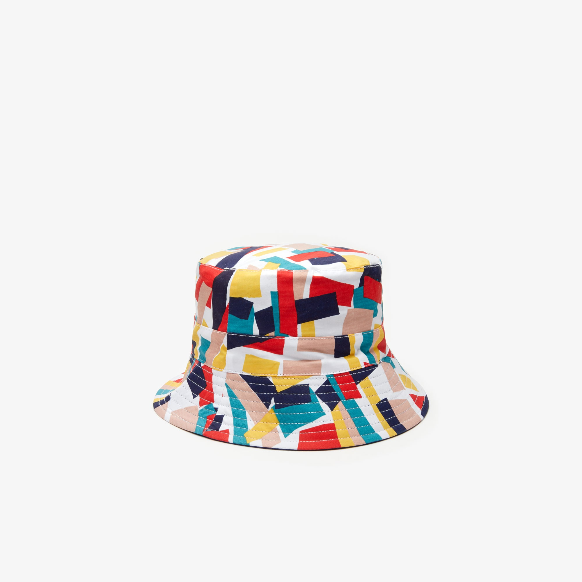 Women's Colourfully Patterned Reversible Hat