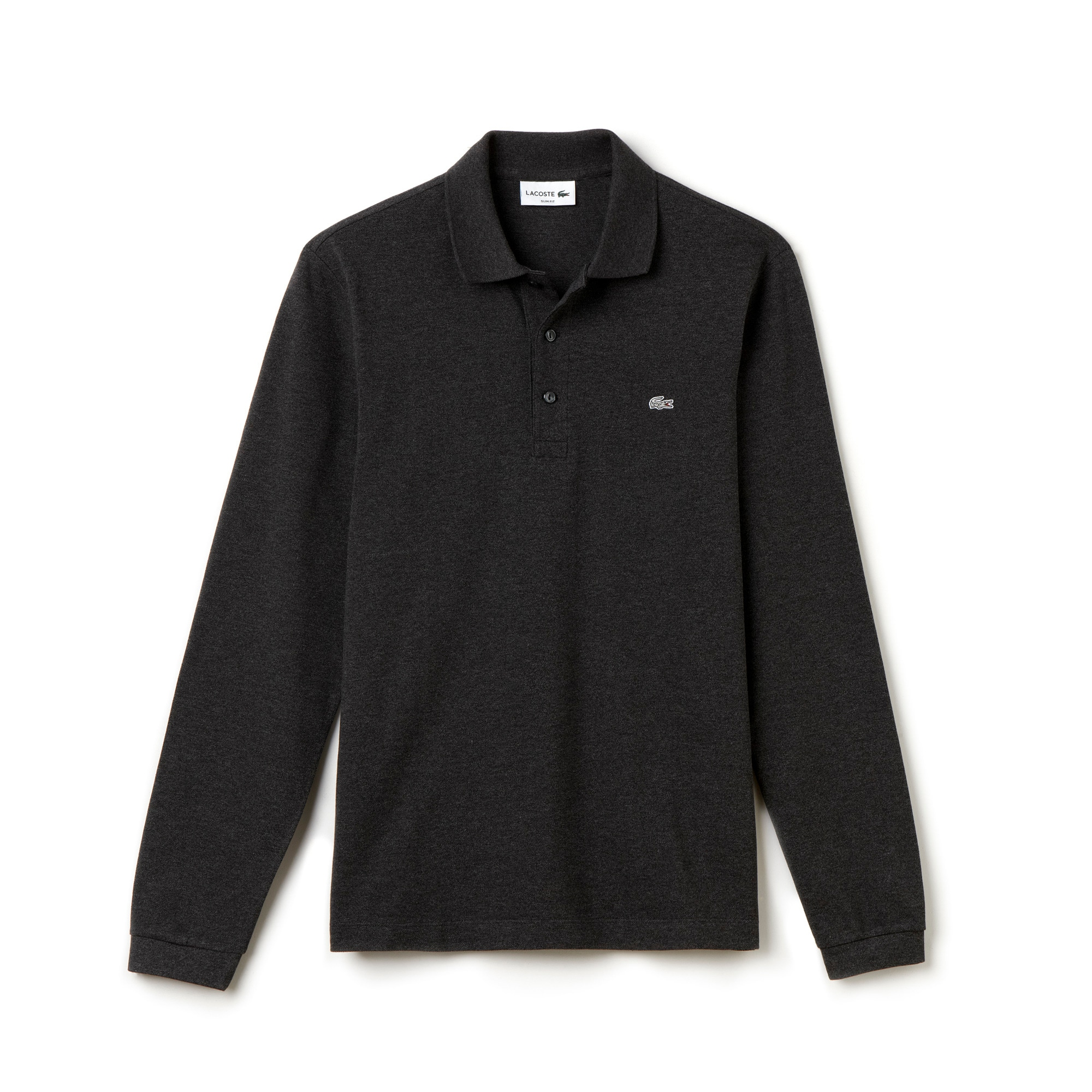 Men's Lacoste Slim Fit Stretch Mini Piqué Polo Shirt
