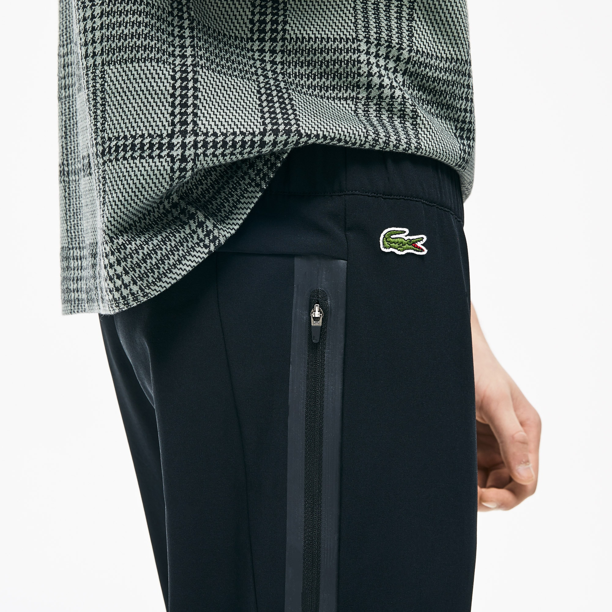 Men's Lacoste SPORT Breathable Stretch Sweatpants
