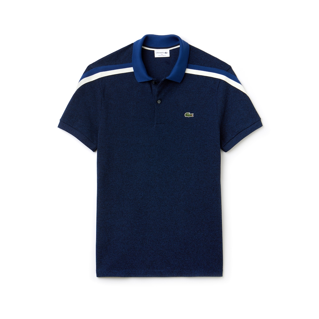 Men s Lacoste Made In France Regular Fit Cotton Piqué Polo  4a90d491dac3