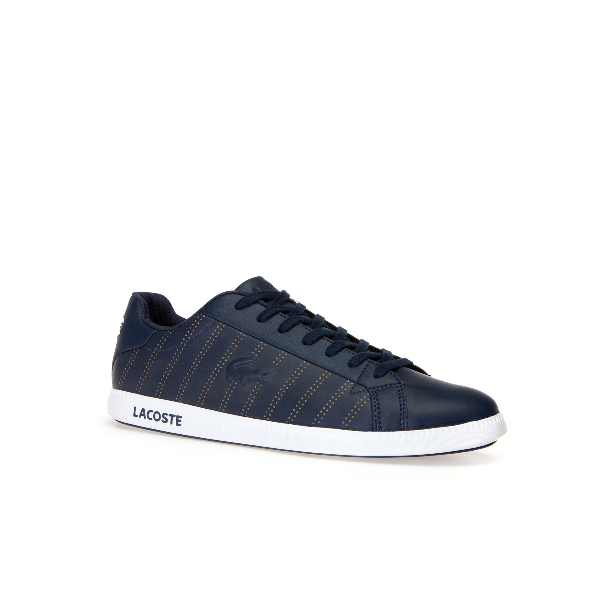 Men's Graduate Nappa Leather Trainers