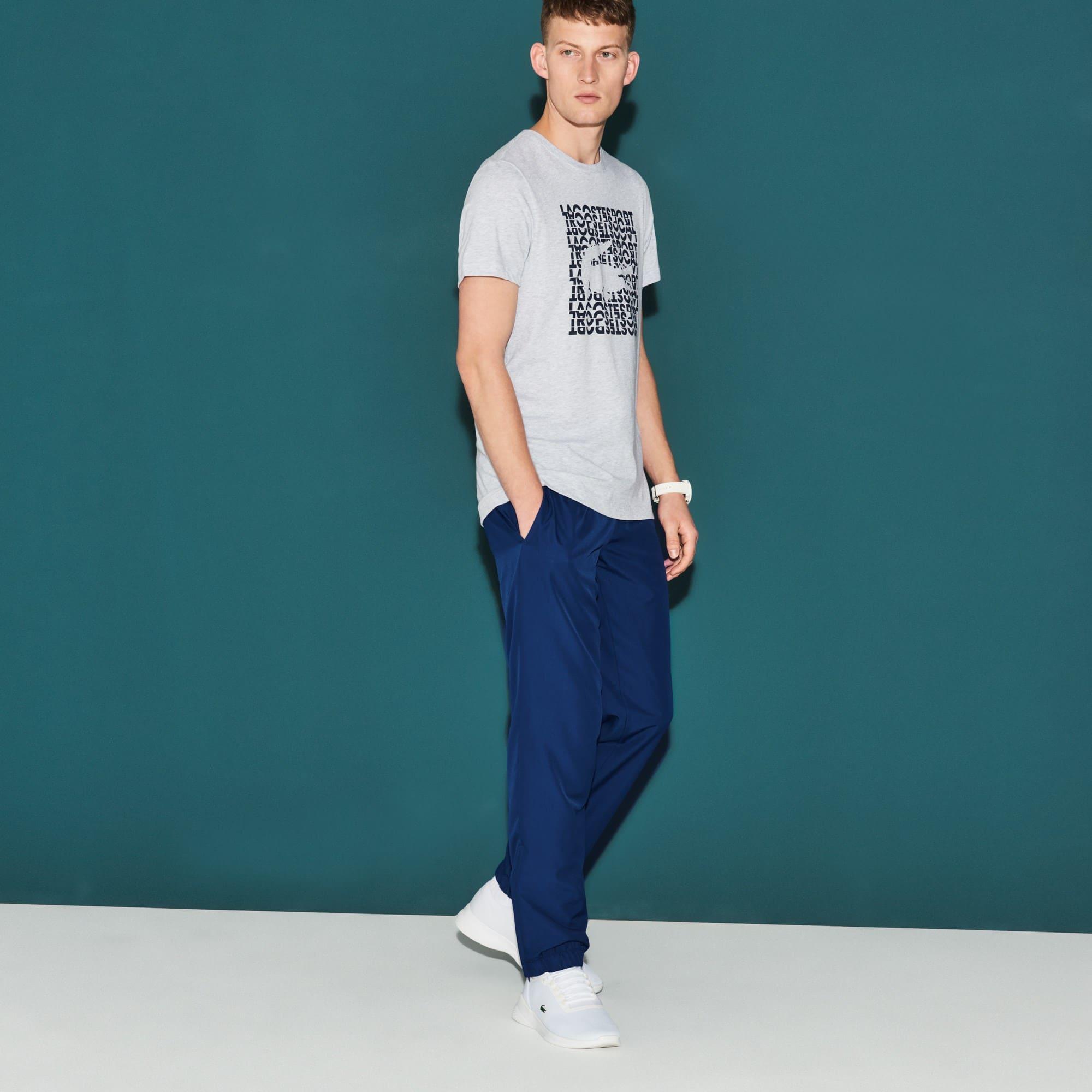 Men's Lacoste SPORT Taffeta Tennis Sweatpants