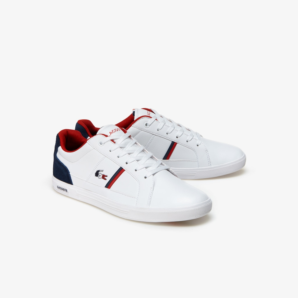 9a2c375467323 Men s Europa Leather Trainers