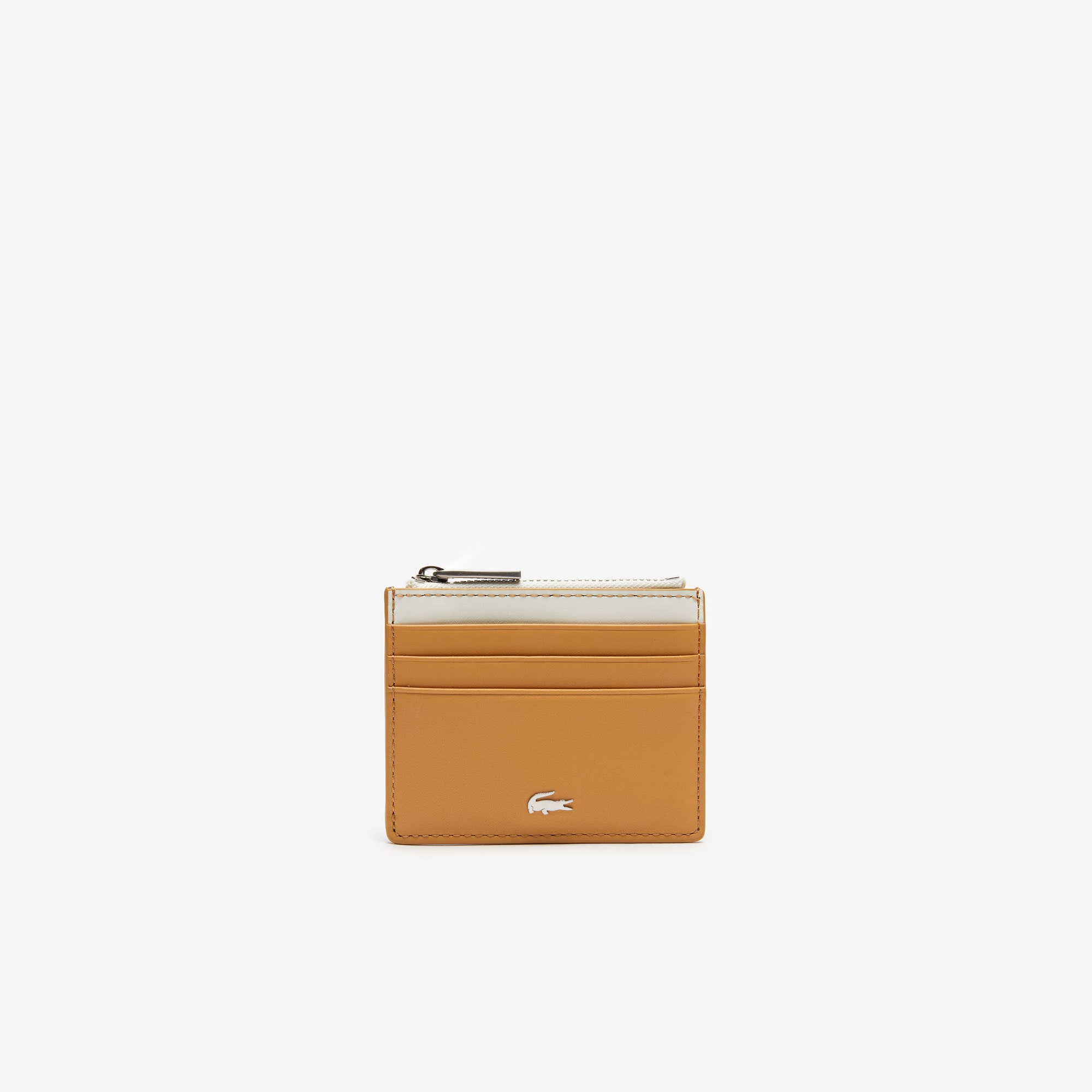 Men's Fitzgerald Colourblock Leather Zip Card Holder