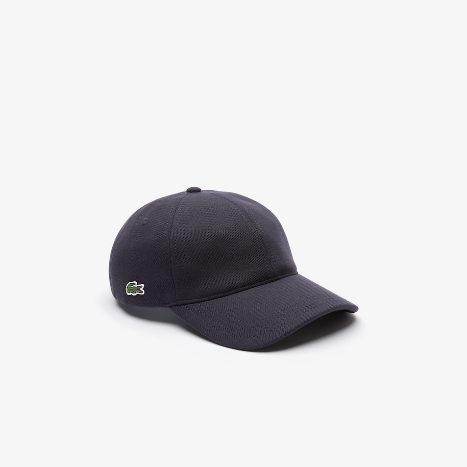 Men's Organic Cotton Piqué Cap