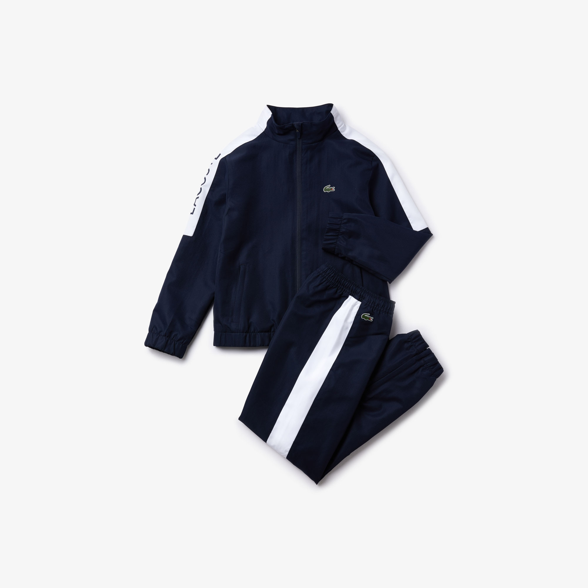 Boys' Lacoste SPORT Colourblock Tracksuit