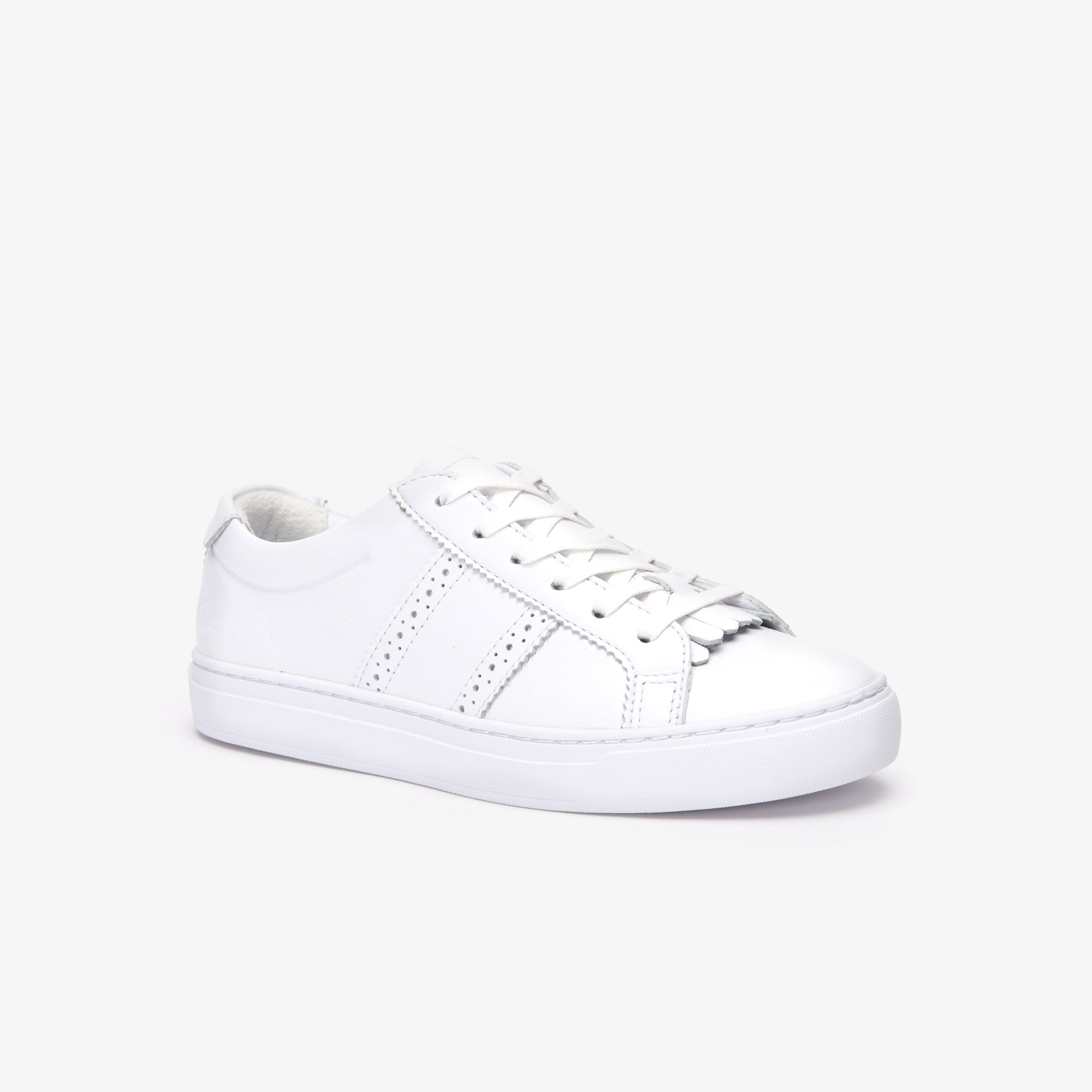 Women's City Club Premium Leather Trainers
