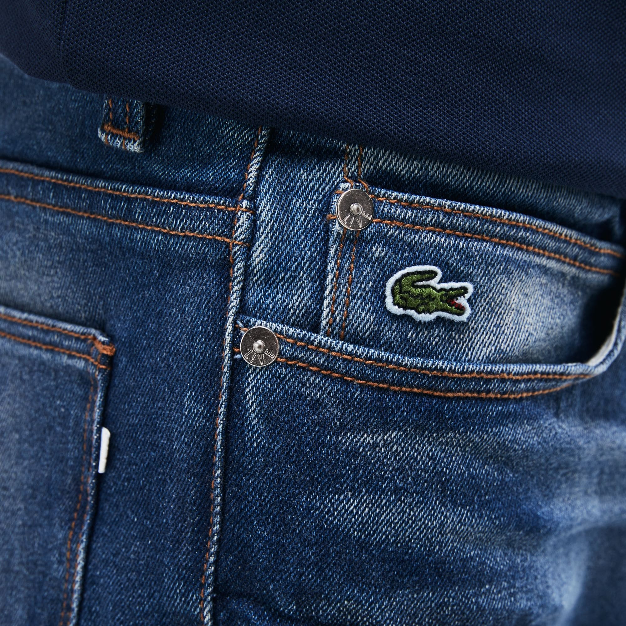 DENIM - Denim trousers Lacoste o6eIRzIa1