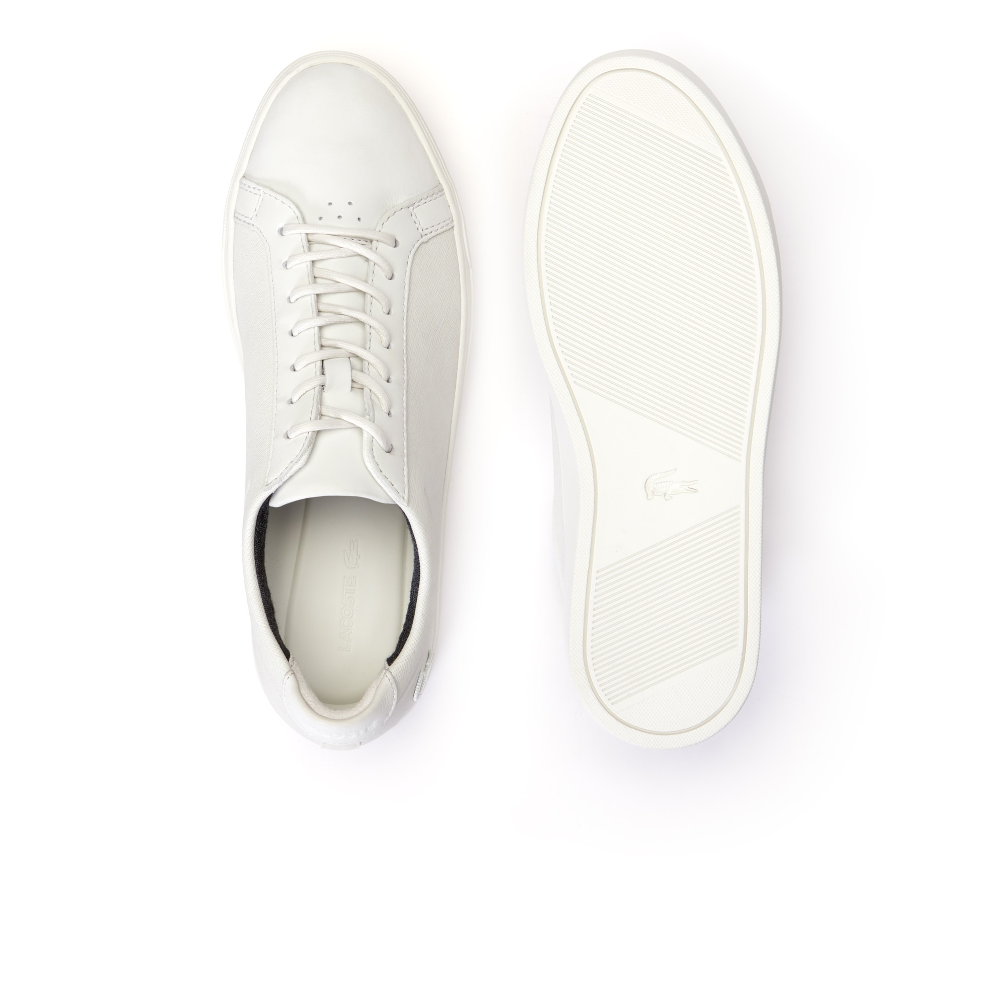 Men's L.12.12 Premium Leather Trainers