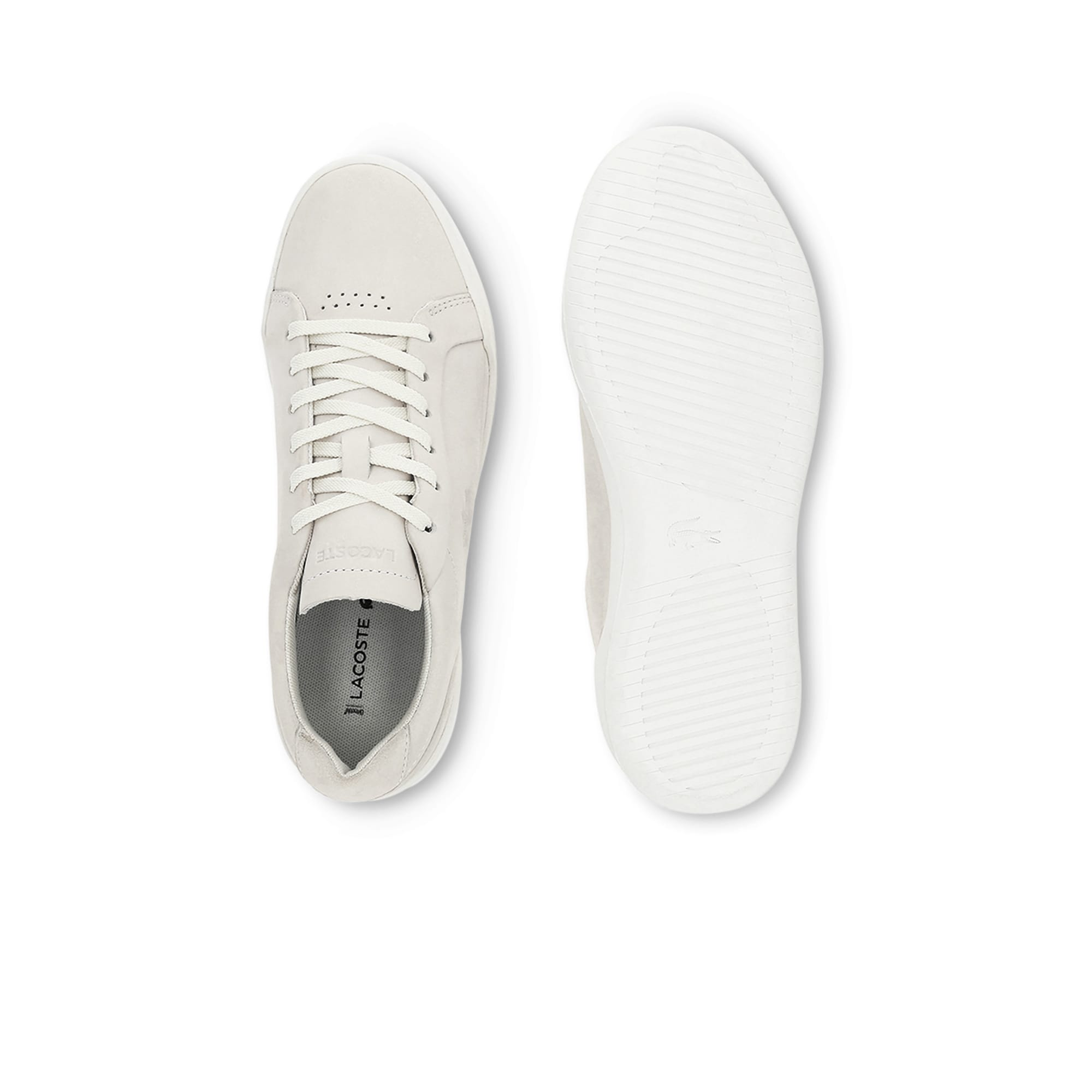 Women's Challenge Nubuck Leather Trainers