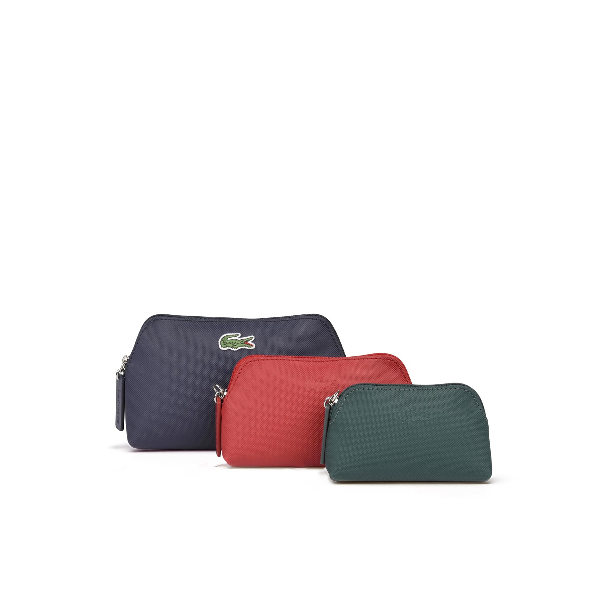 Women's Makeup Pouch Trio