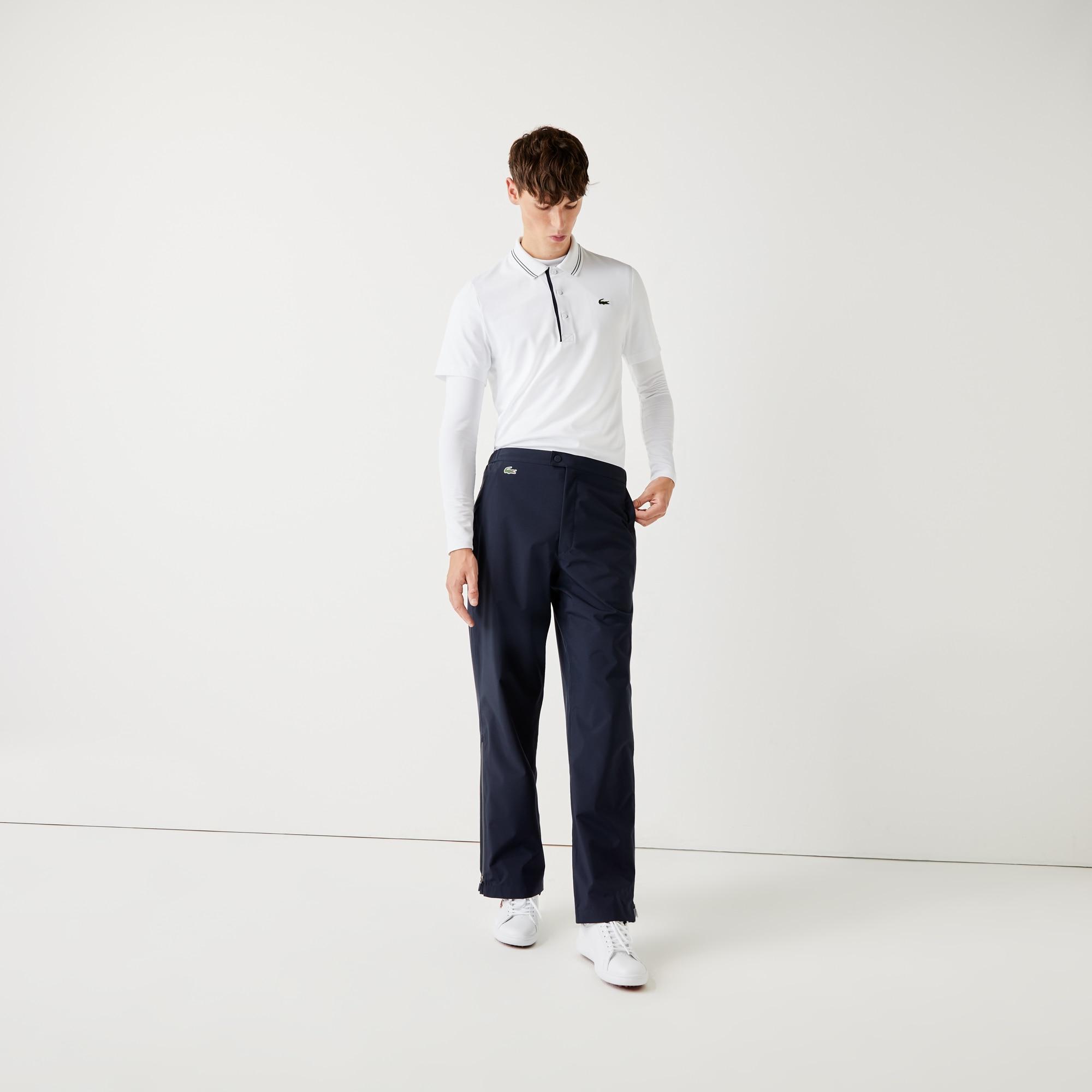 Men's Lacoste SPORT Golf Rain Pants