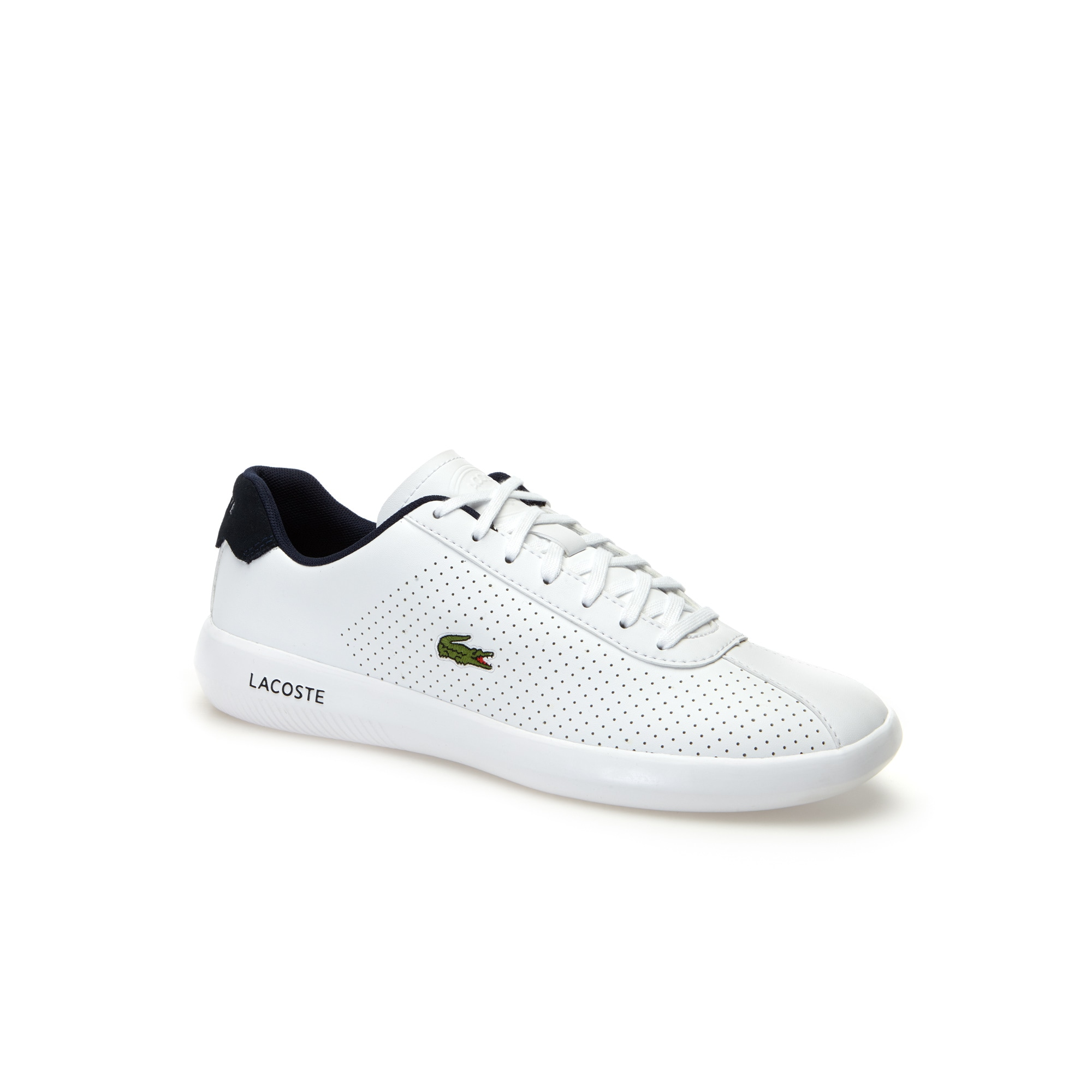 Men's Avance Synthetic and Suede Trainers