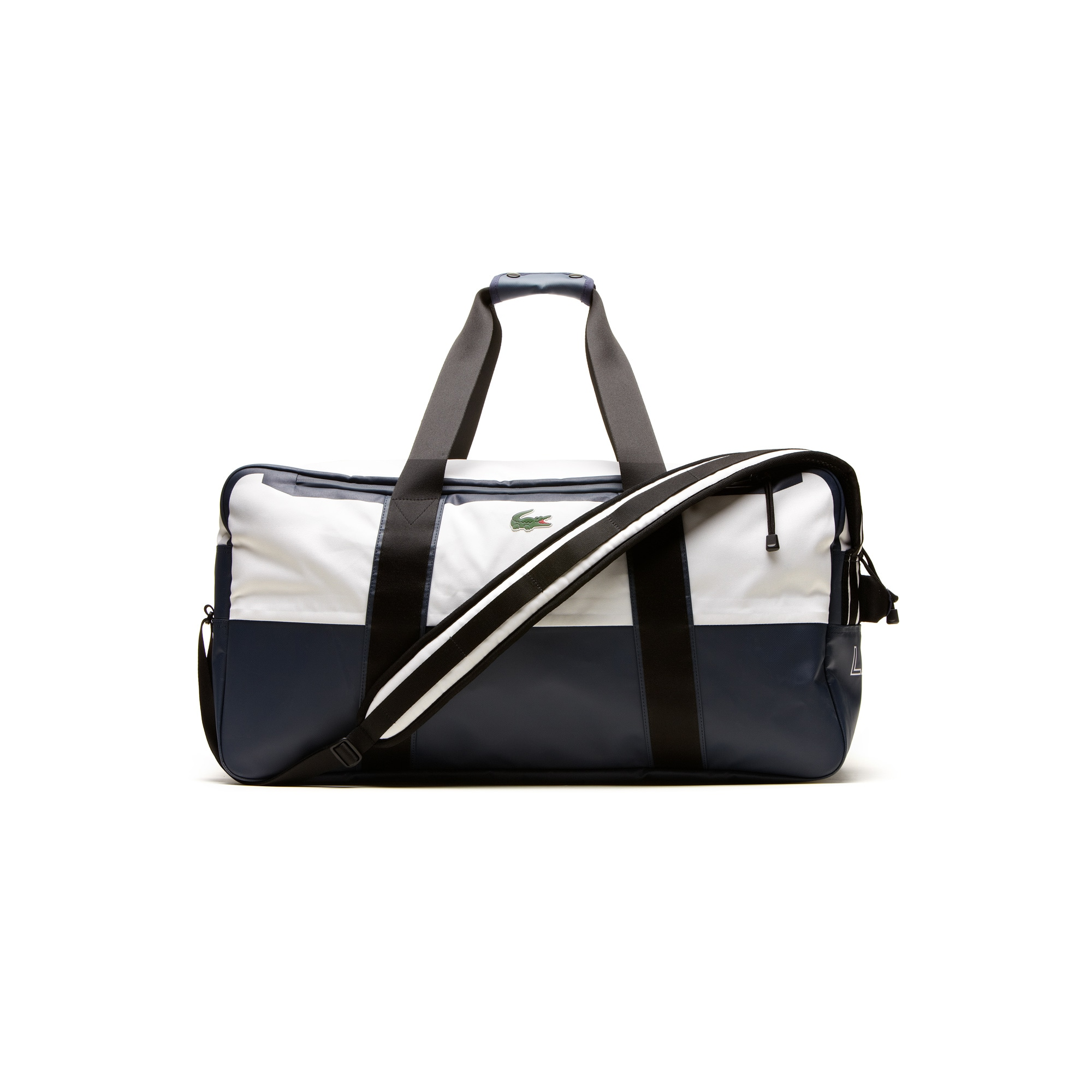 LT12 color block sport bag