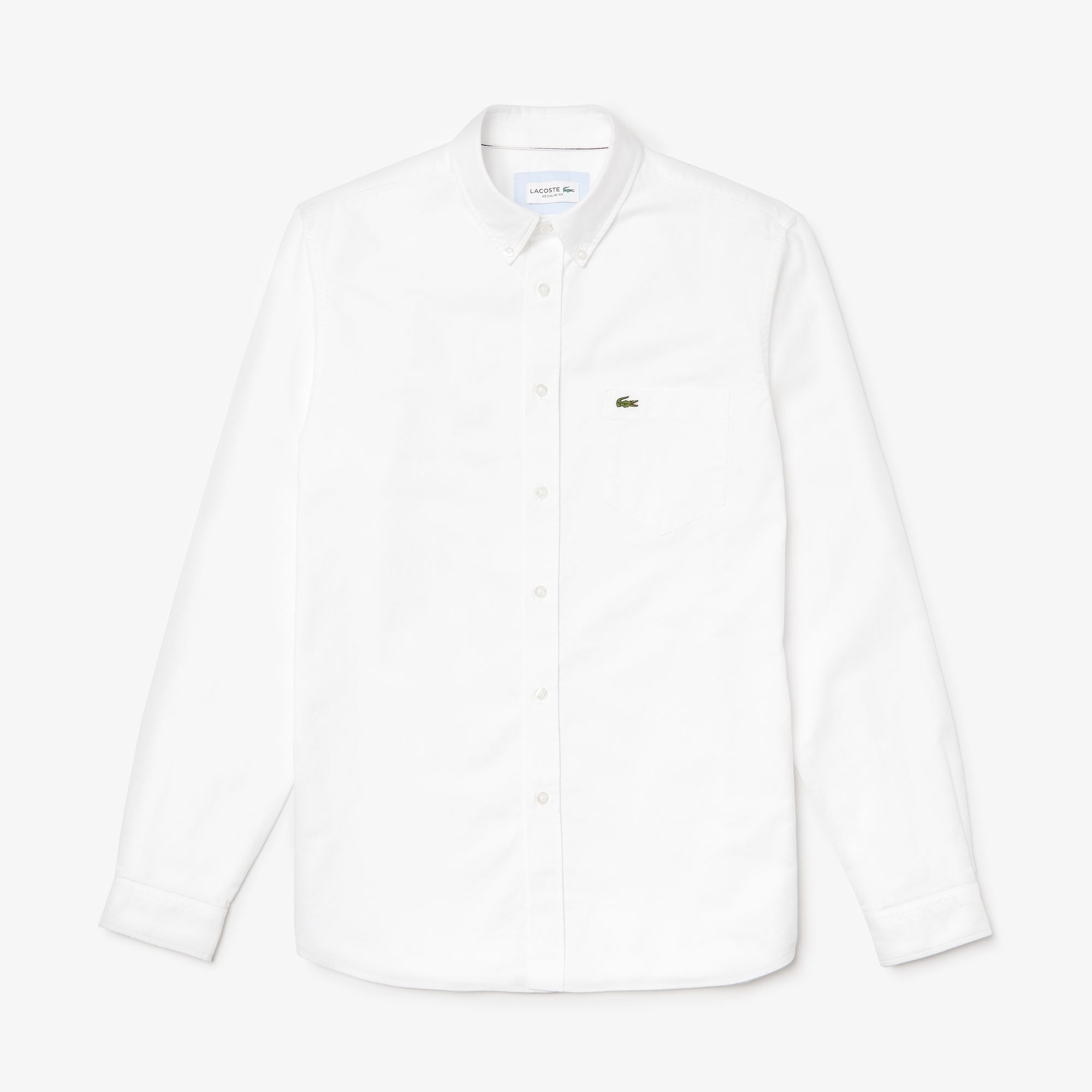 Men's Regular Fit Cotton Oxford Shirt