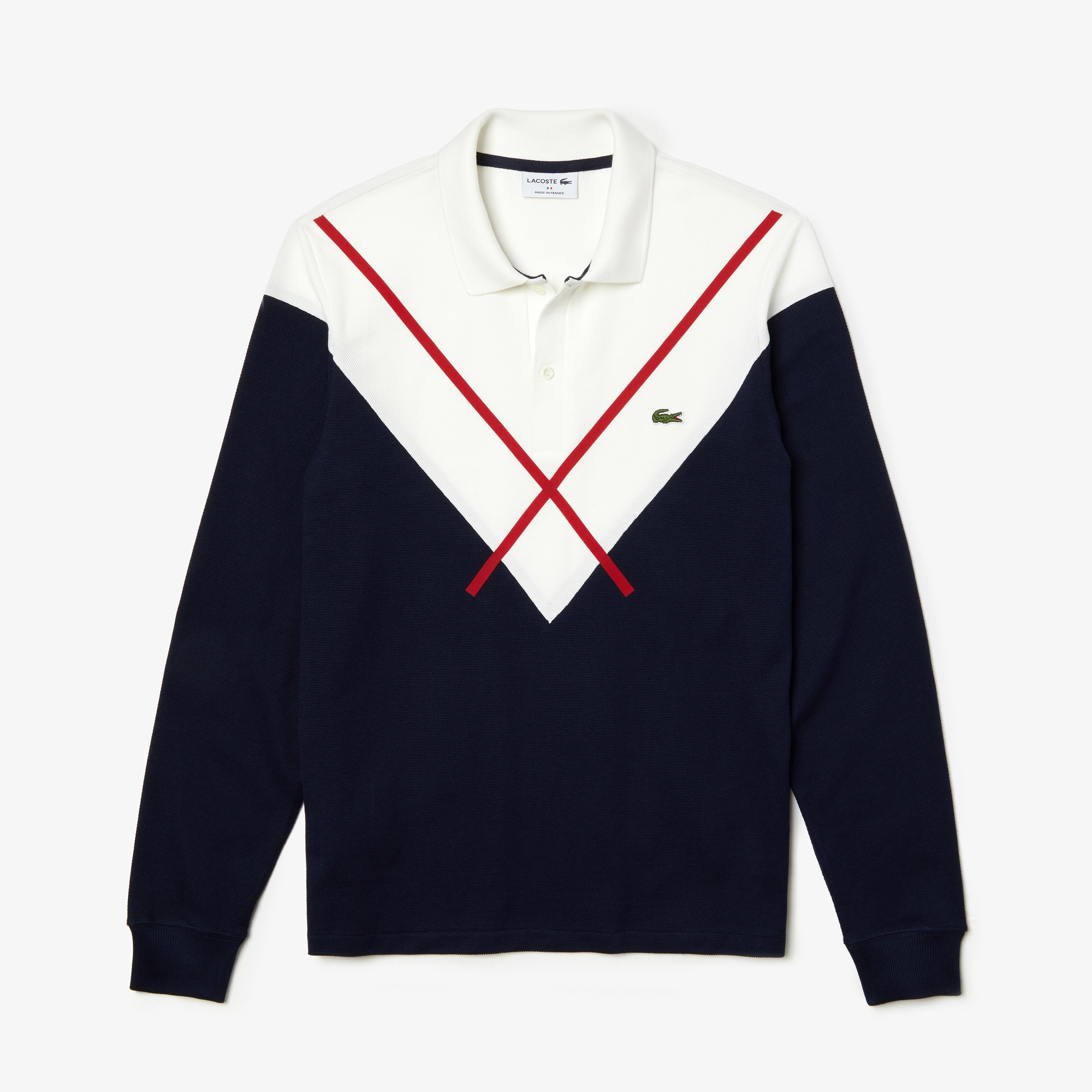 look good shoes sale best service super cute Men's Lacoste Made In France Regular Fit Polo Shirt | LACOSTE