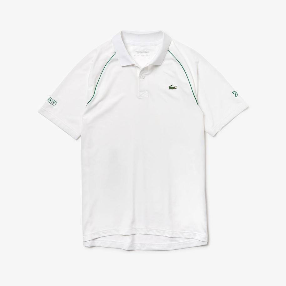 Men S Lacoste Sport X Novak Djokovic Breathable Ultra Light Polo Shirt Lacoste