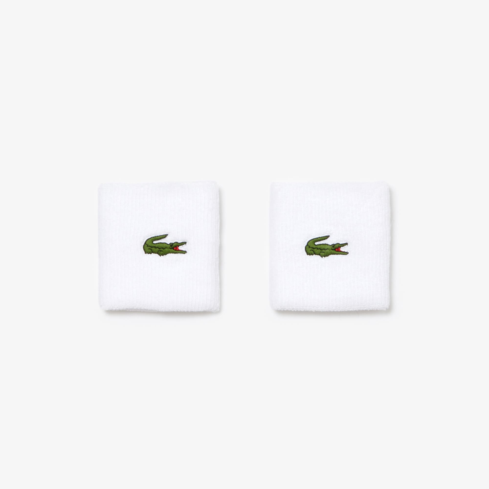 Lacoste SPORT Stretch Cotton Jersey Wristband