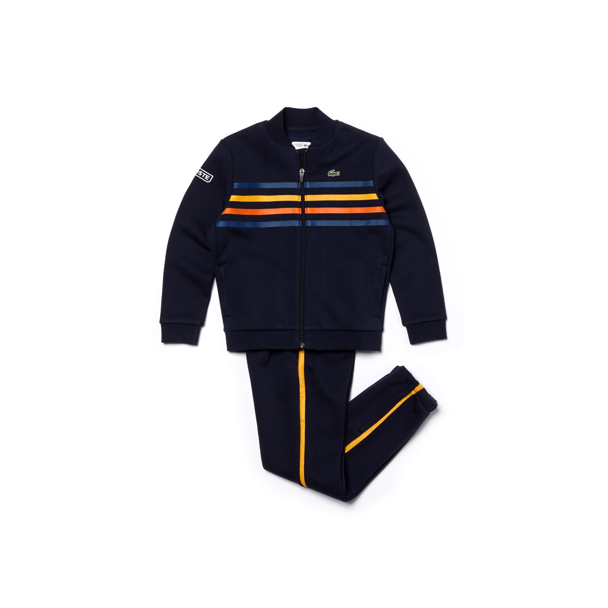 Boys' Lacoste SPORT Fleece Tennis Tracksuit
