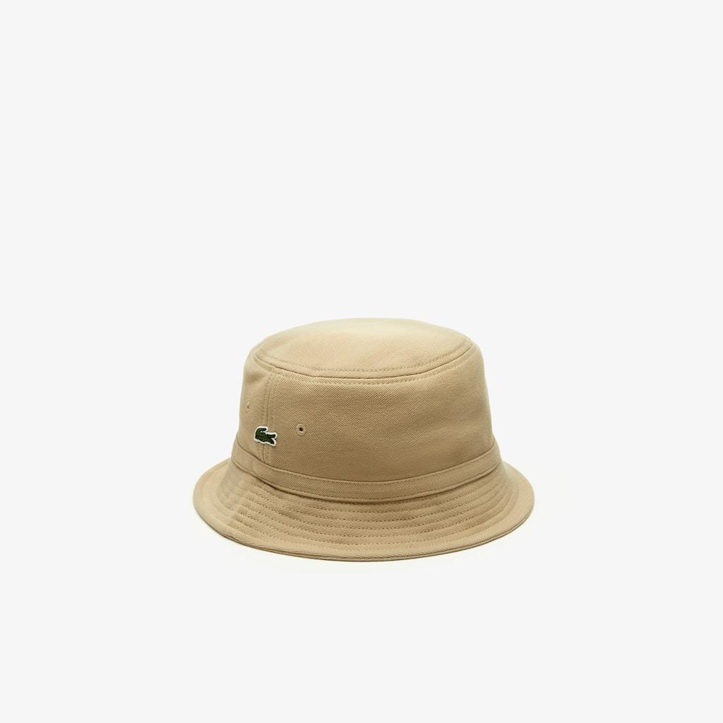 8283af7001d Men s Cotton piqué bucket hat