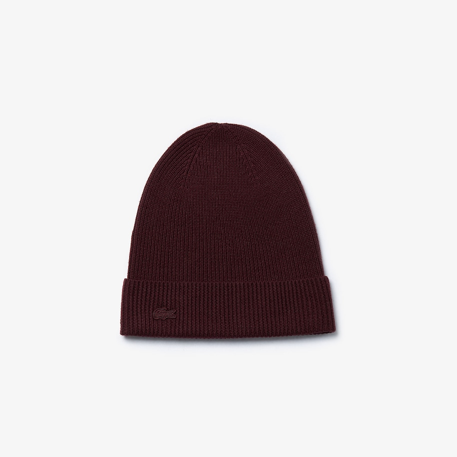Women's Ribbed Merinos Wool Beanie