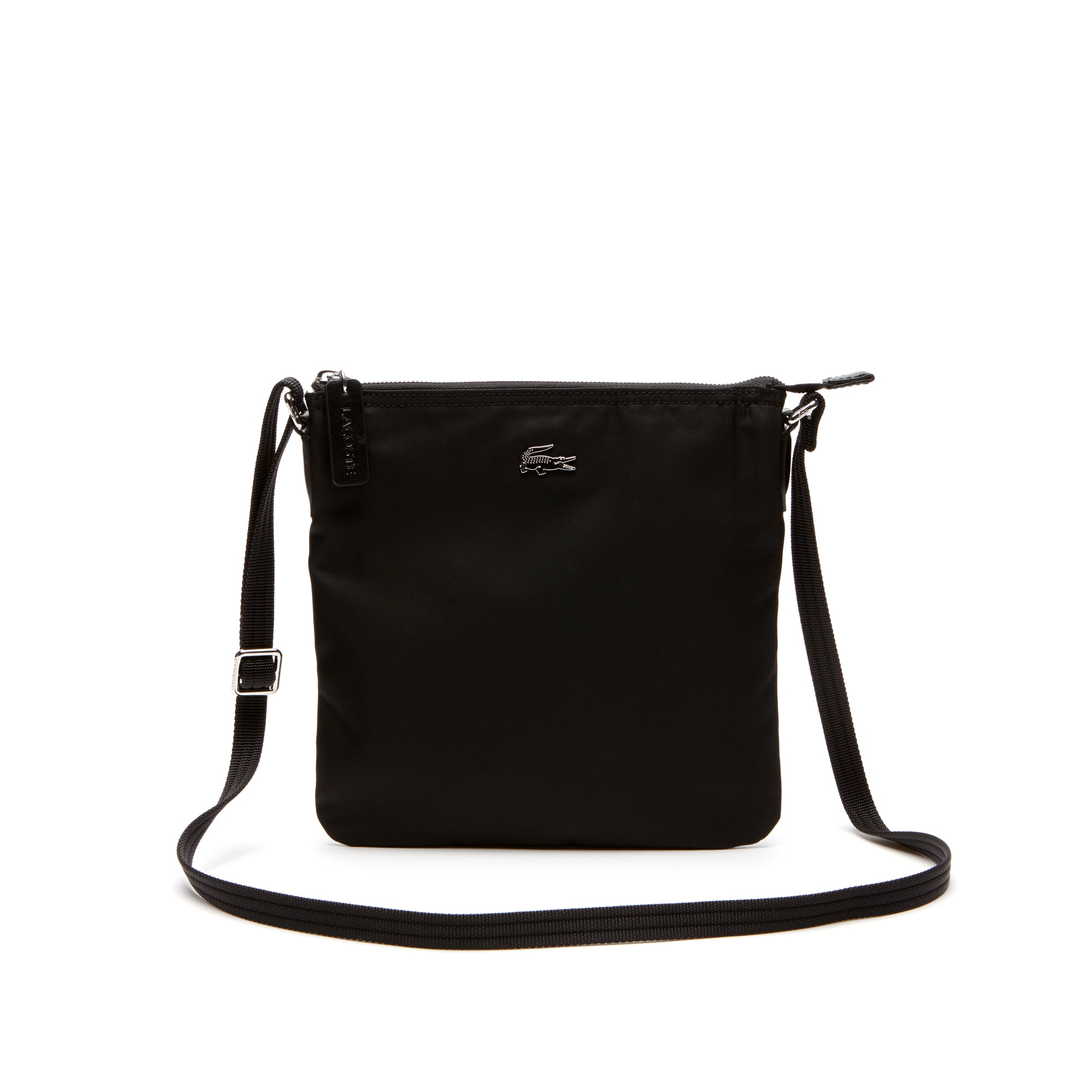 Women's L.12.12 Nylon Flat Crossover Bag