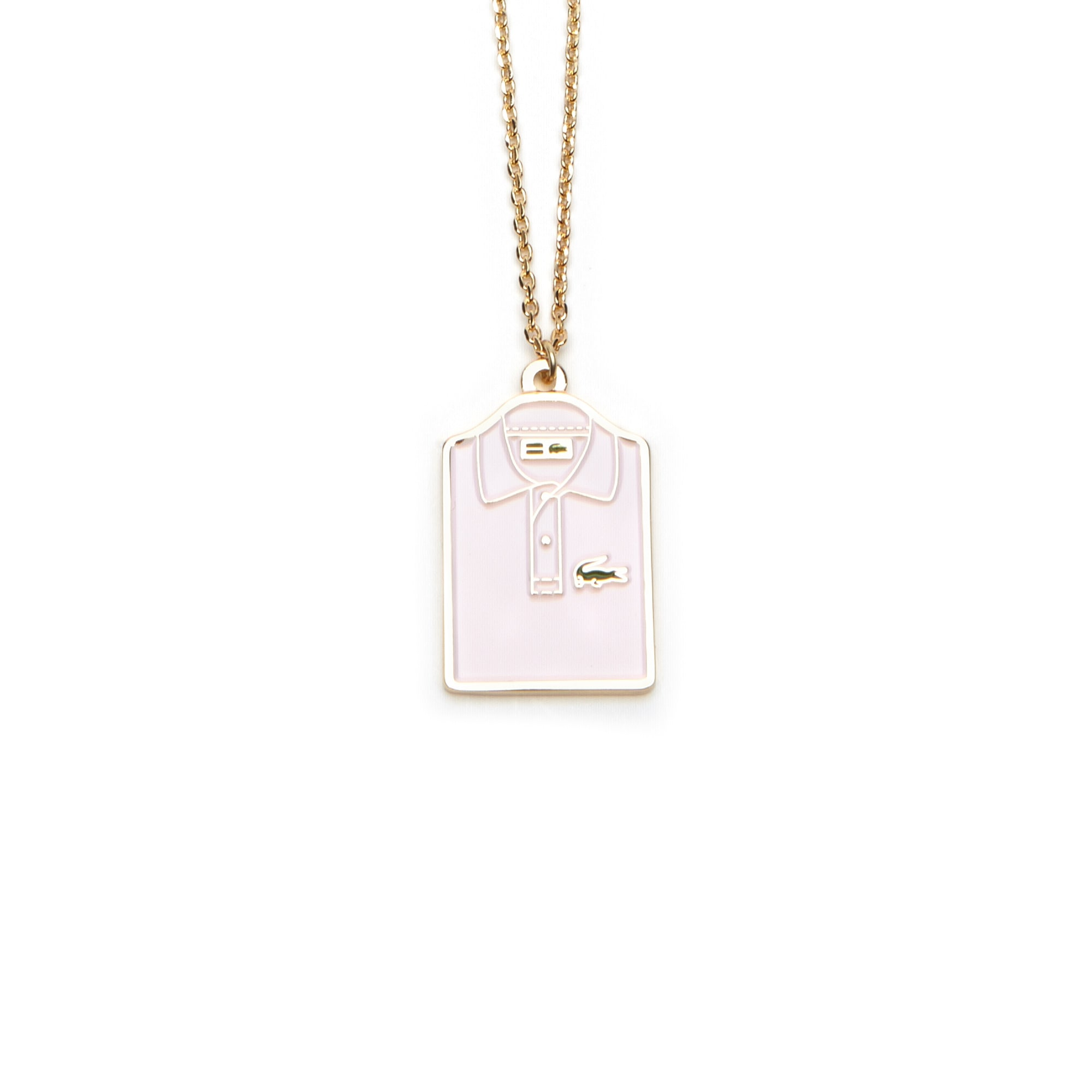 Lacoste Polo Fashion Show Necklace