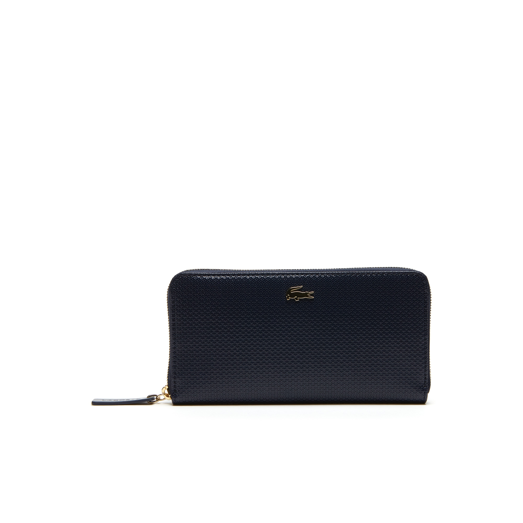 Chantaco zip wallet in leather
