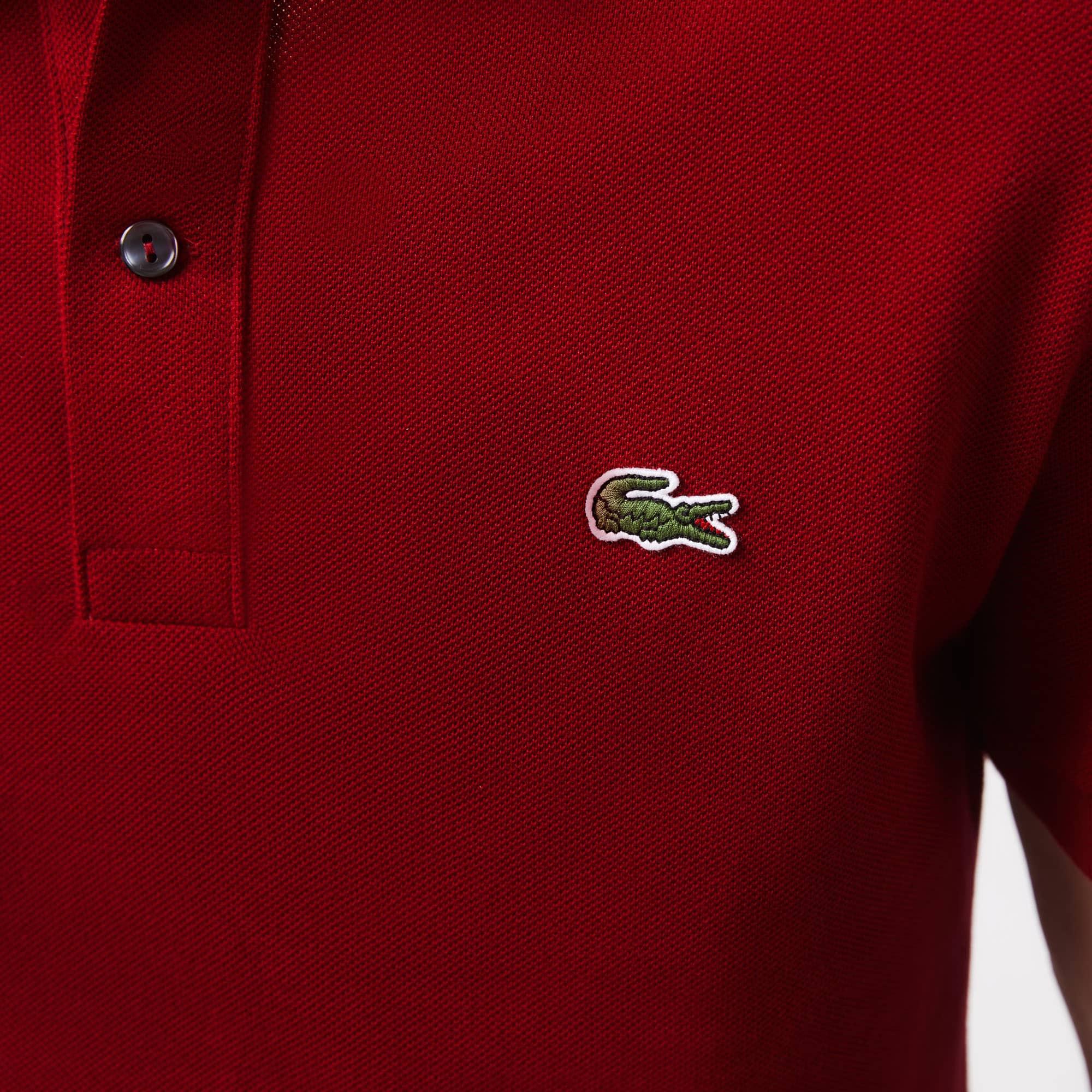 55b1699ca Men's Slim fit Lacoste Polo Shirt in petit piqué | LACOSTE