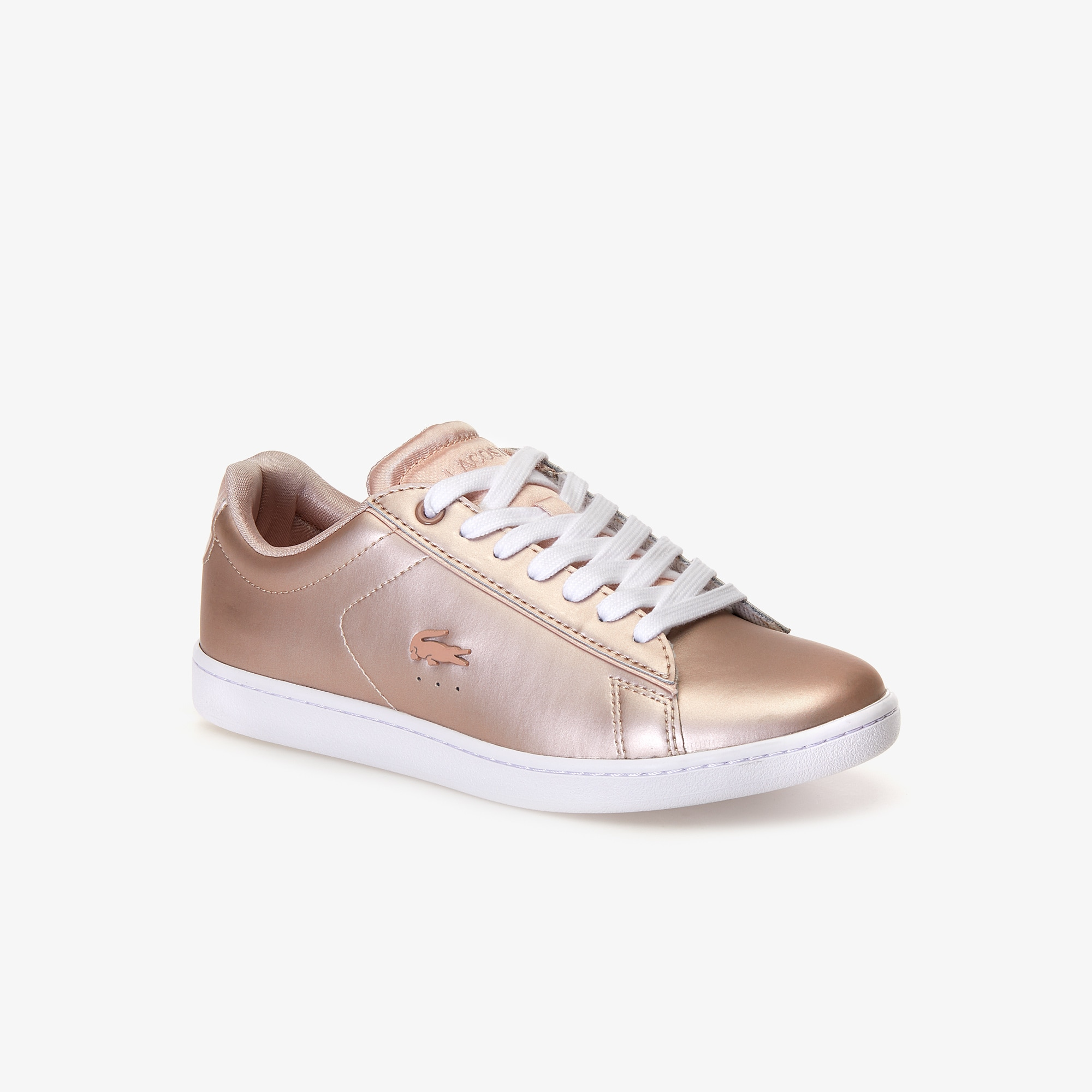 Women's Carnaby Evo Alumix Metallic Leather Trainers