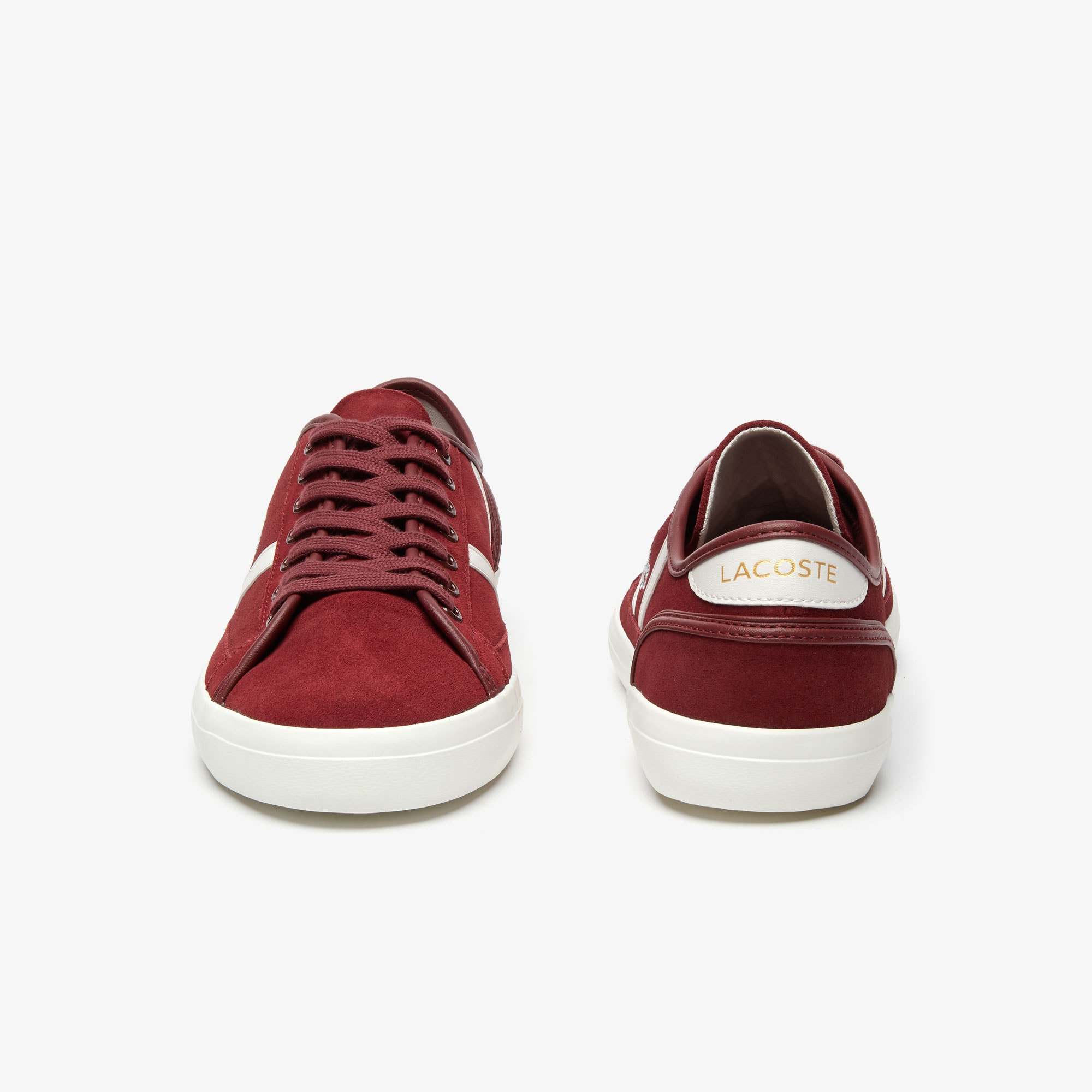 Men's Sideline Suede Trainers