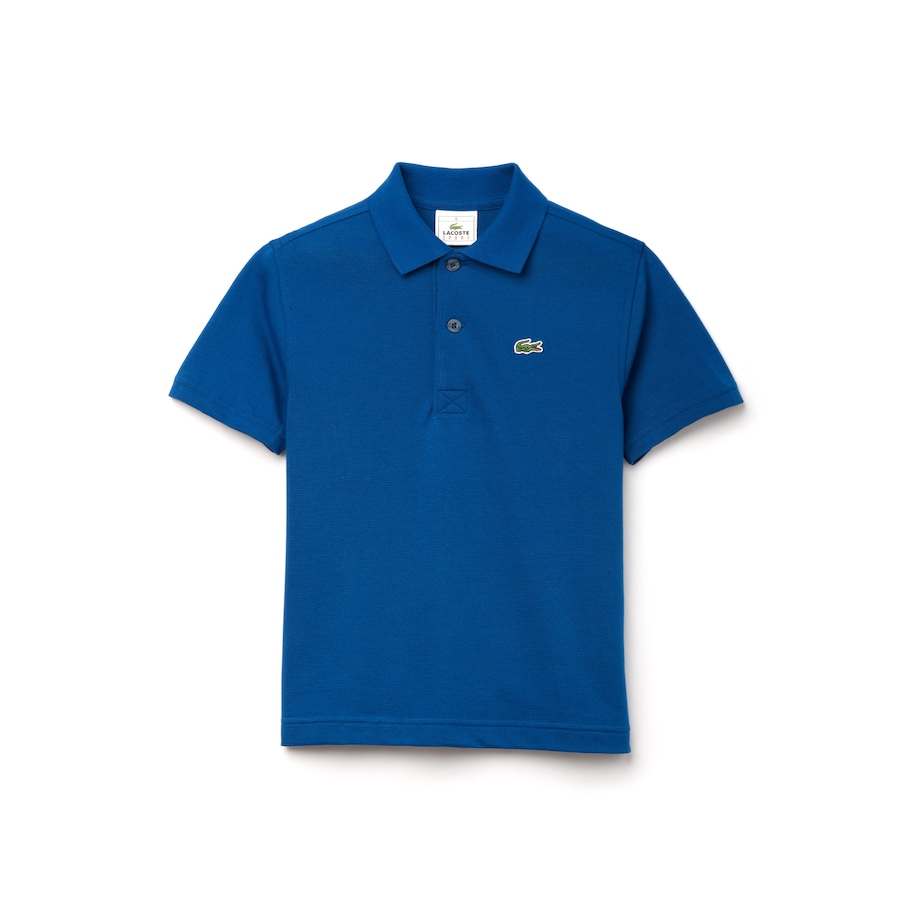 Boys' Lacoste SPORT Ultra-Light Cotton Tennis Polo Shirt