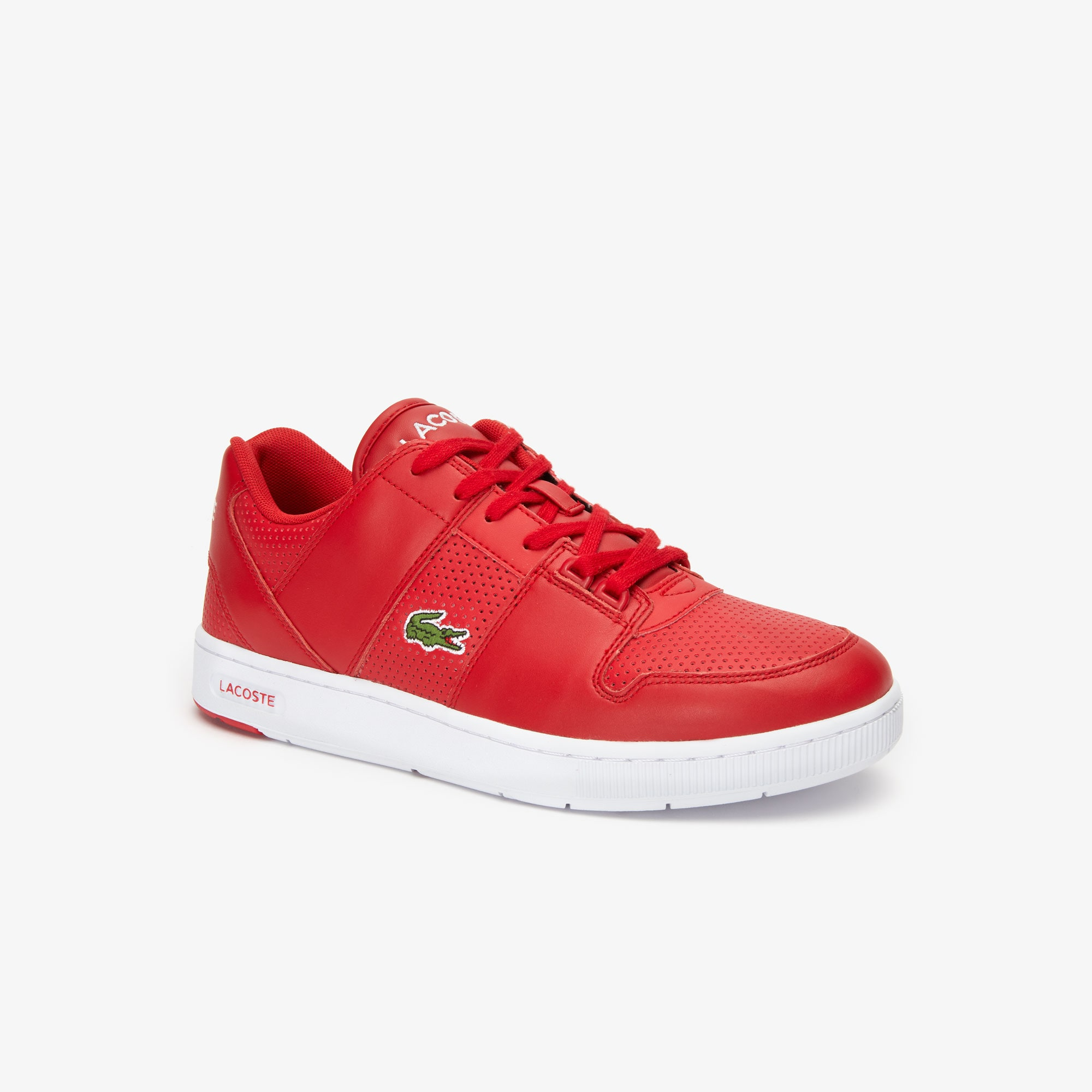 Men's Thrill Tonal Leather Trainers