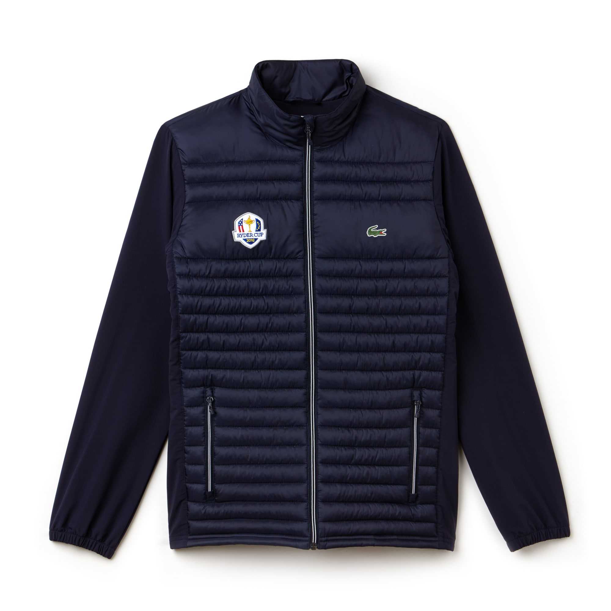 Men's Lacoste SPORT Ryder Cup Edition Technical Quilted Golf Jacket
