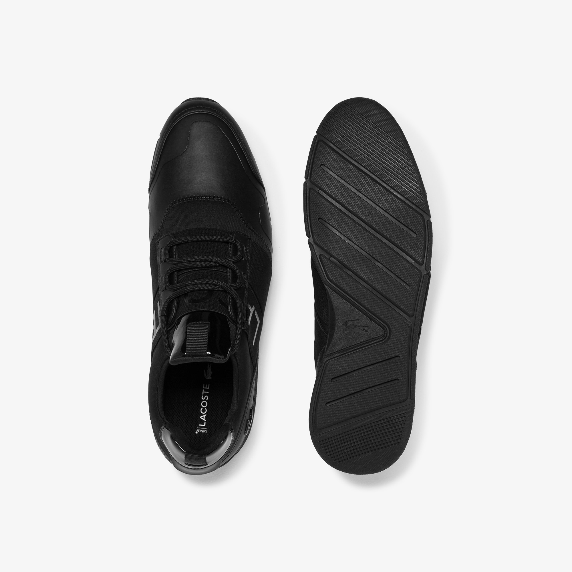 Men's Menerva Elite Textile and Synthetic Trainers