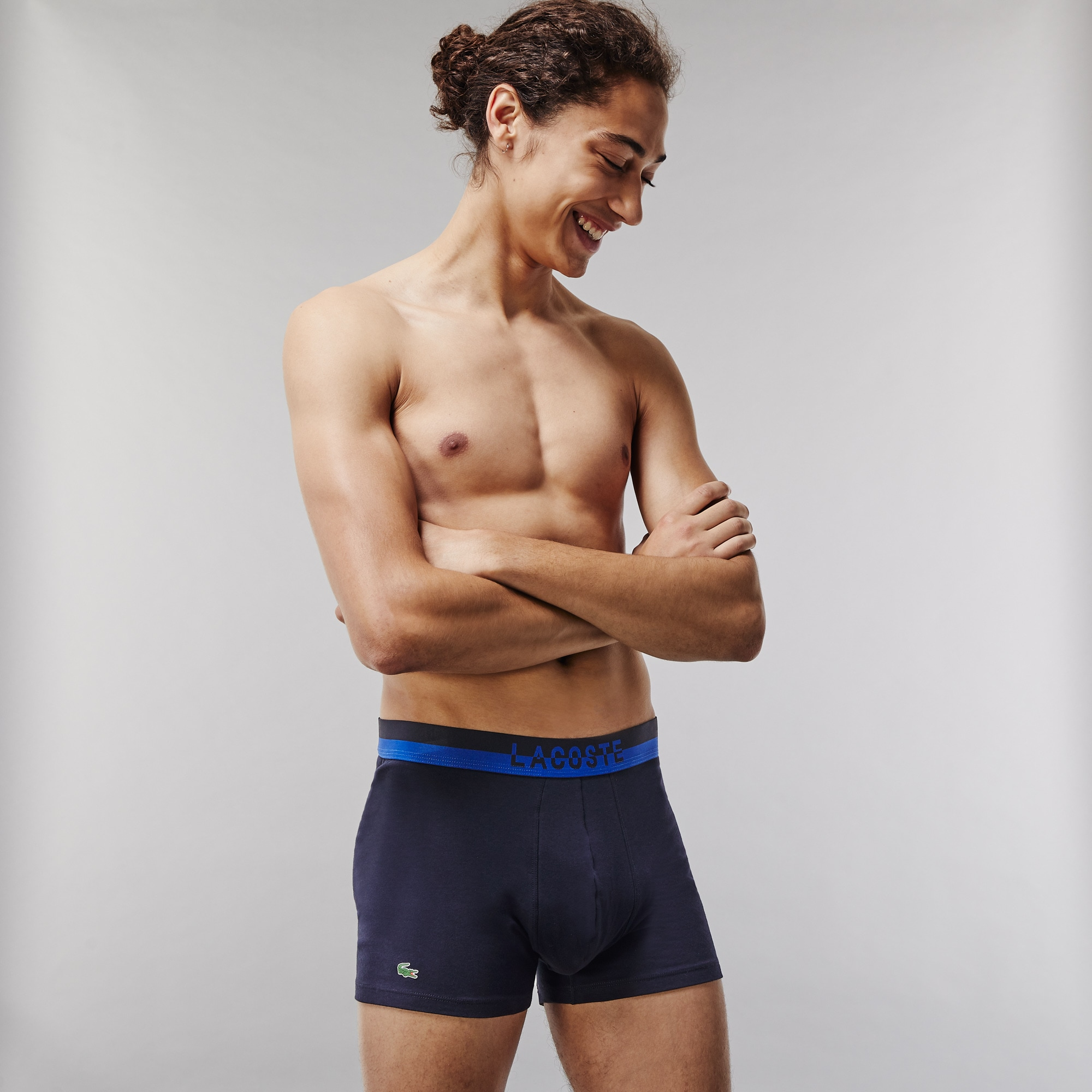 Plain Waistband 3 Mens Classic Sports Cotton Boxer Shorts Trunks Underwear