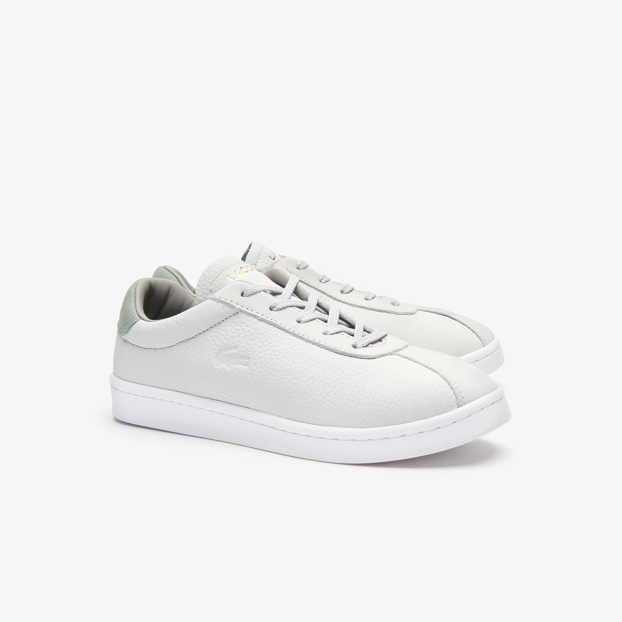 Women's Masters Leather Trainers