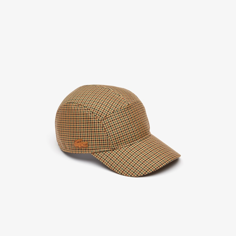 Fashion Show Edition Houndstooth Wool Cap