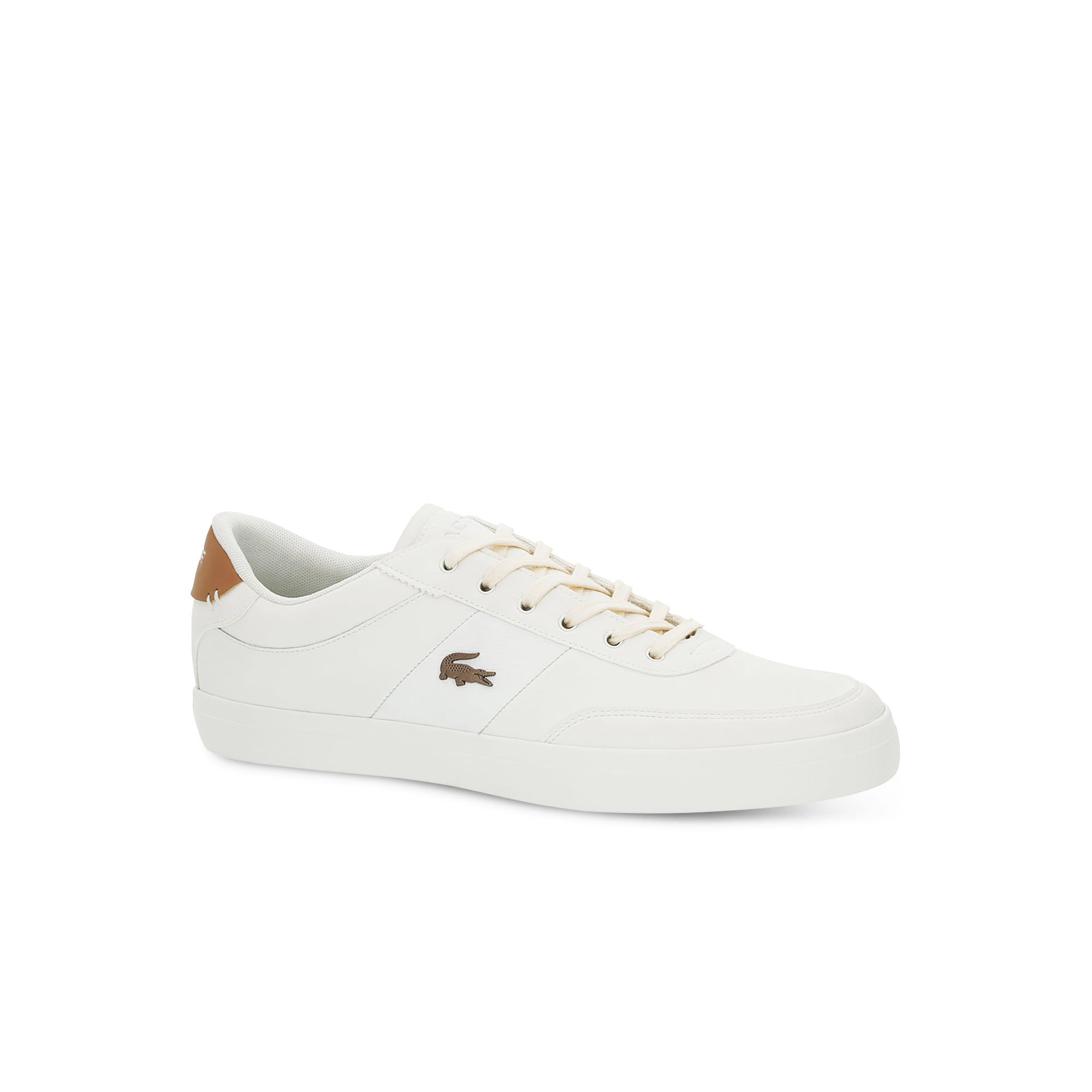 b3803c07c Men's Court-Master Leather and Synthetic Trainers | LACOSTE