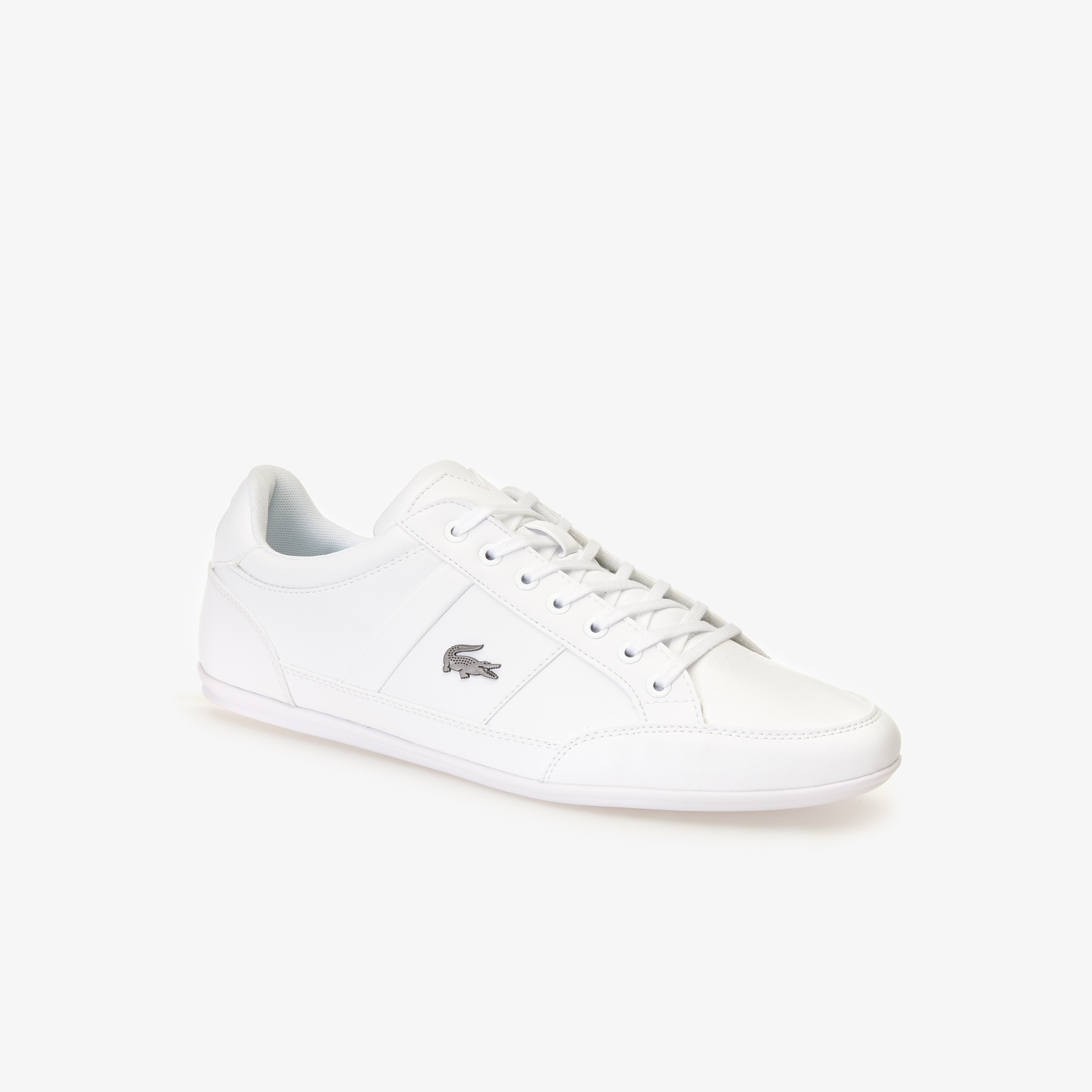 Chaymon Nappa Leather Trainers | LACOSTE