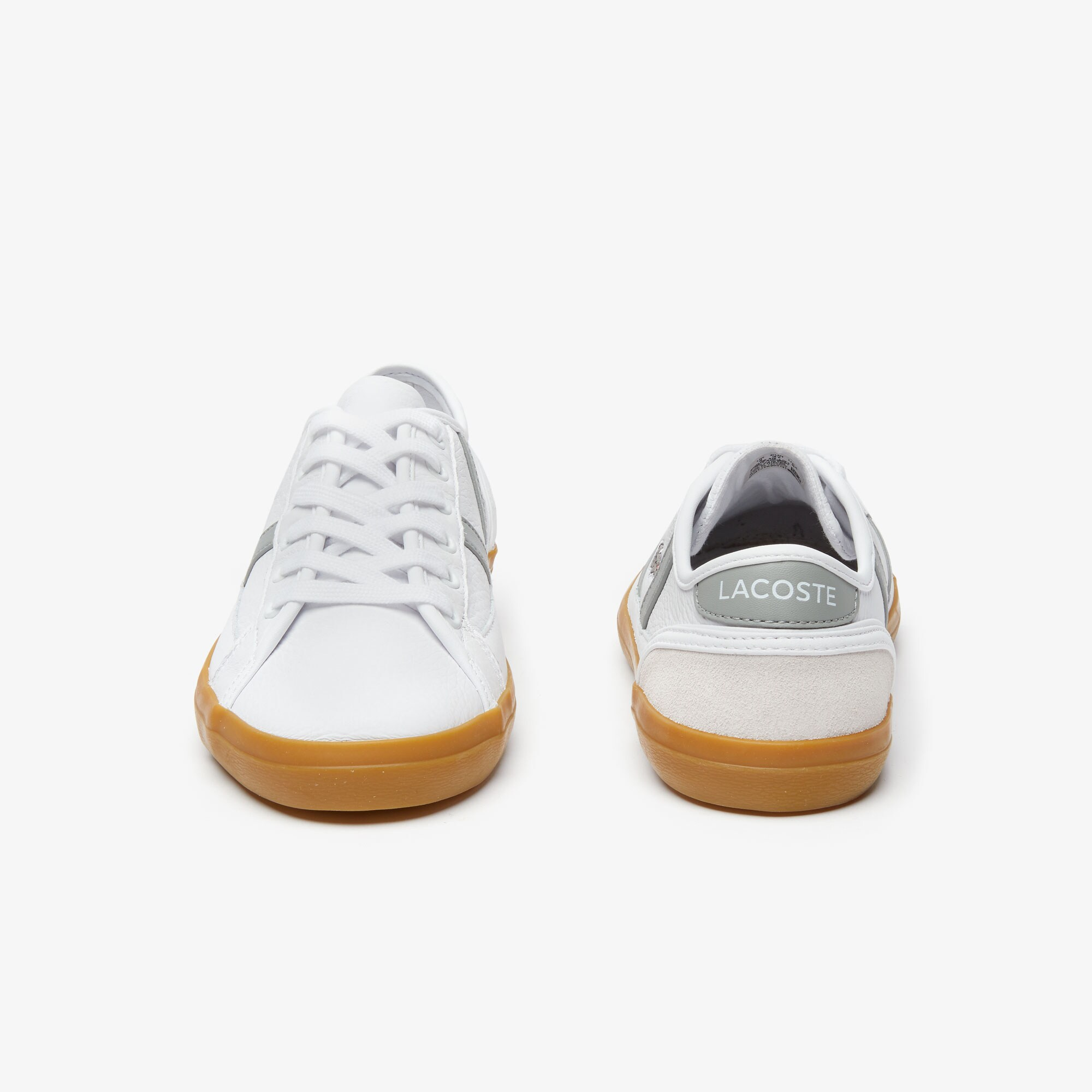 Women's Sideline Leather Trainers