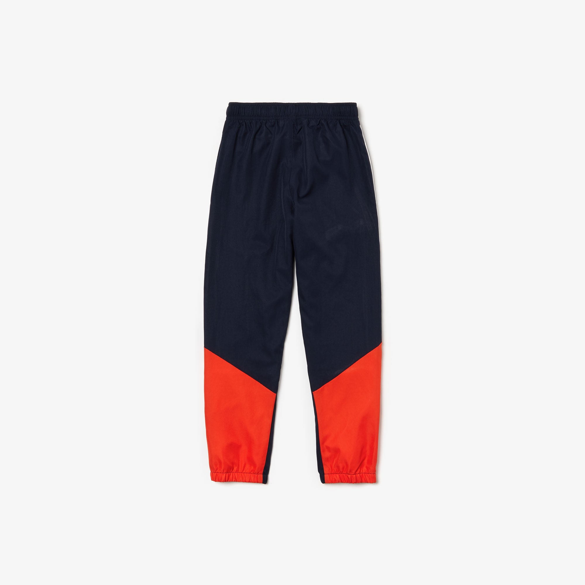 Boys' Lacoste SPORT Contrast Edging Colourblock Sweatpants