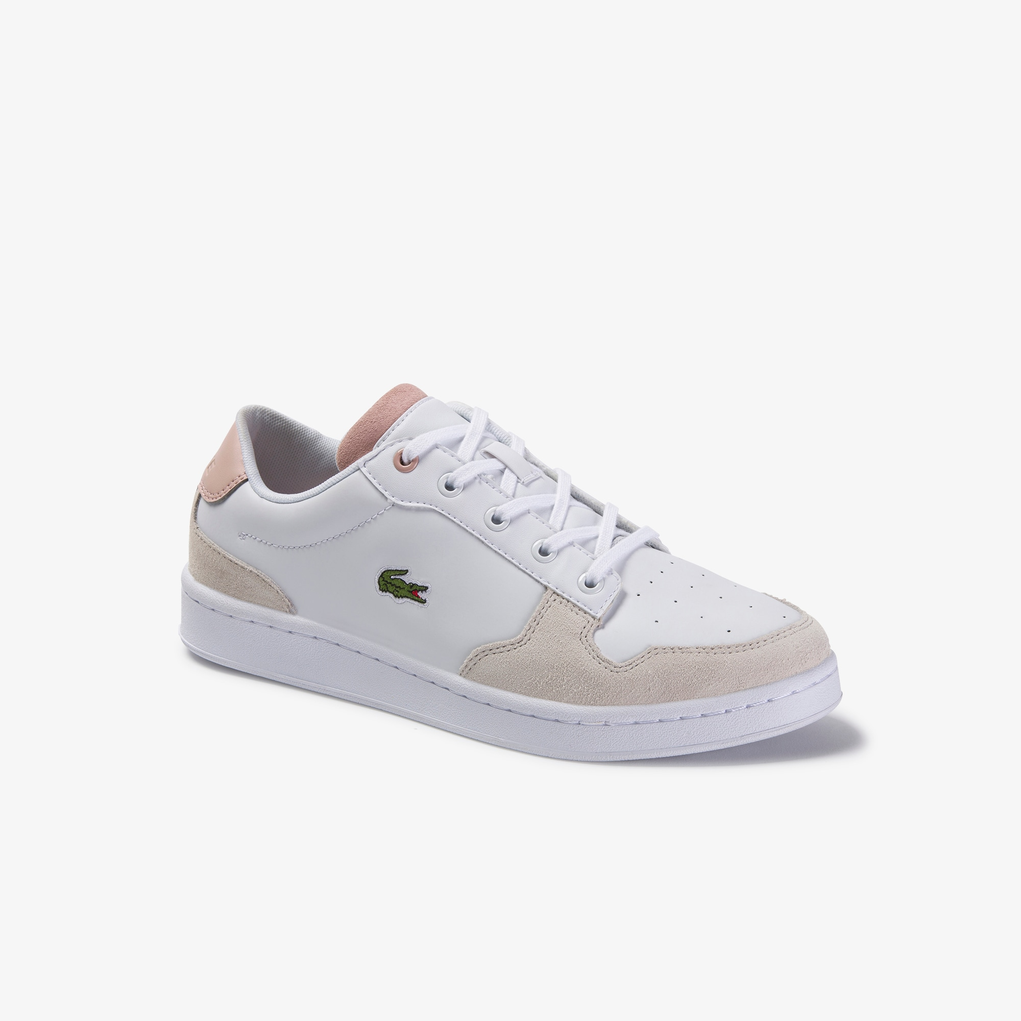 Juniors' Masters Cup Leather Trainers