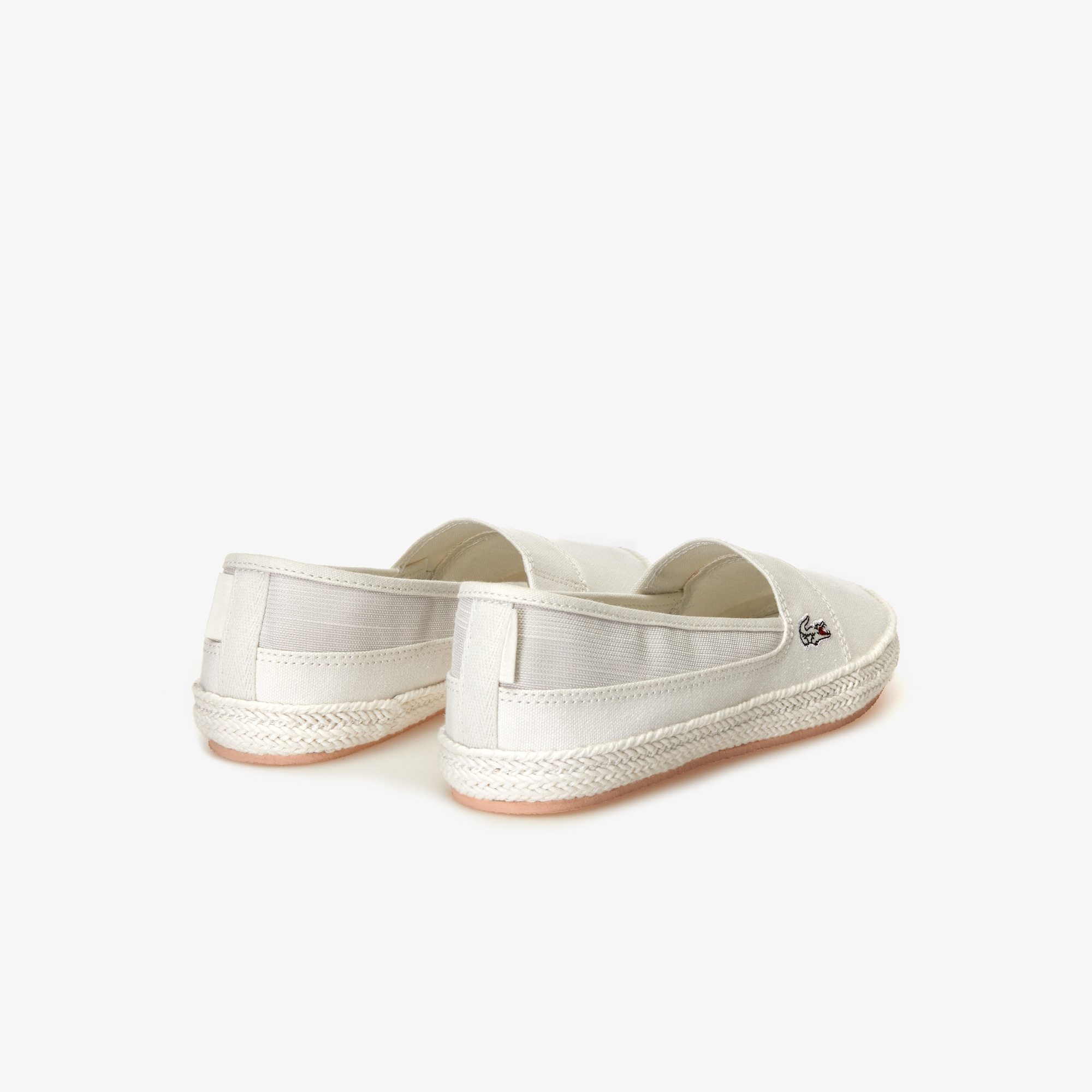 fd5c2e88f0 Women's Marice Canvas and Textile Slip-ons   LACOSTE