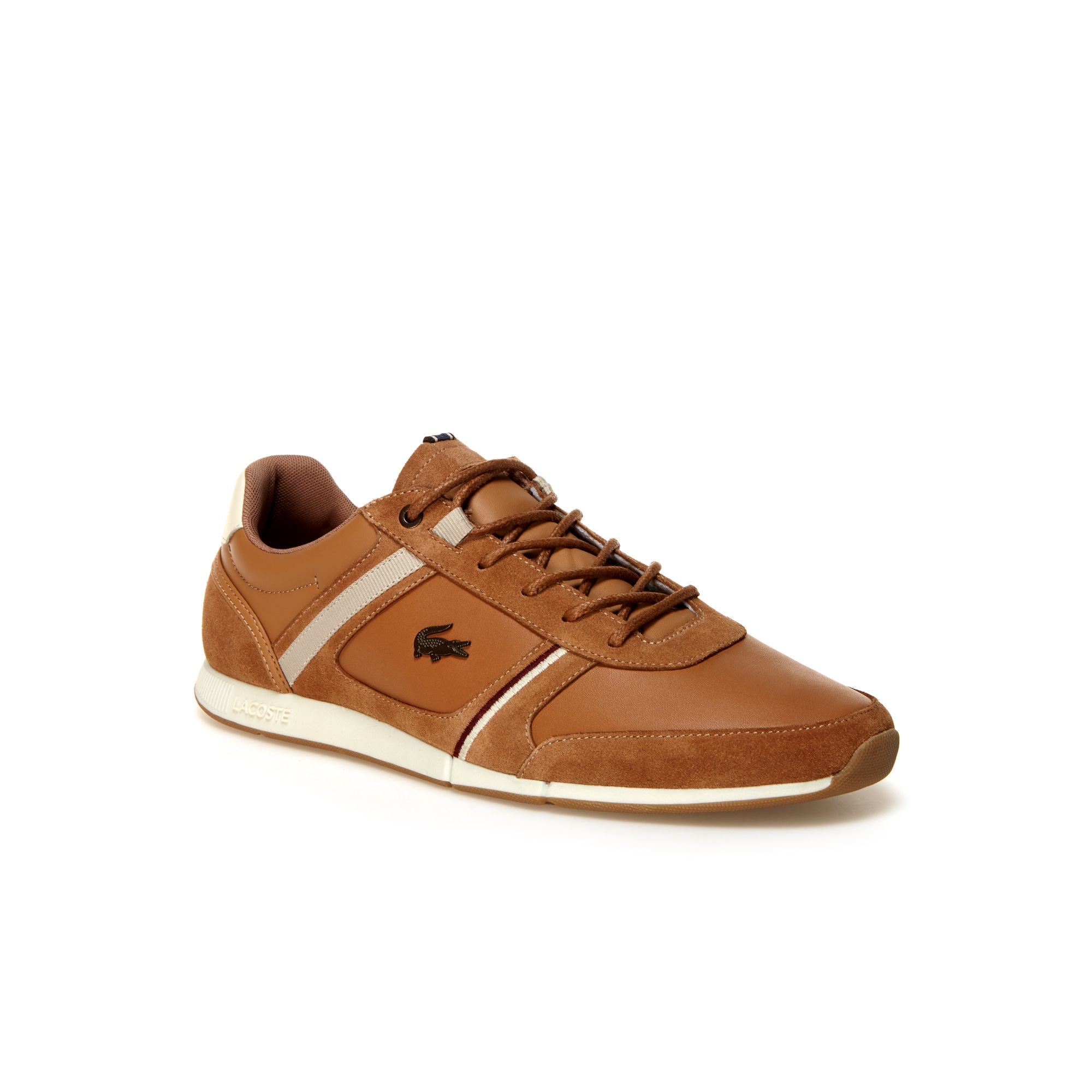 Men's Menerva Leather Trainers