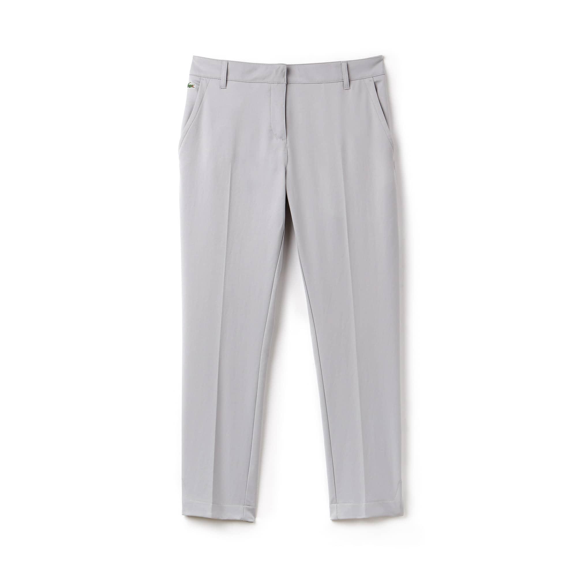 Women's Lacoste SPORT Golf Pleated Tech Gabardine Pants