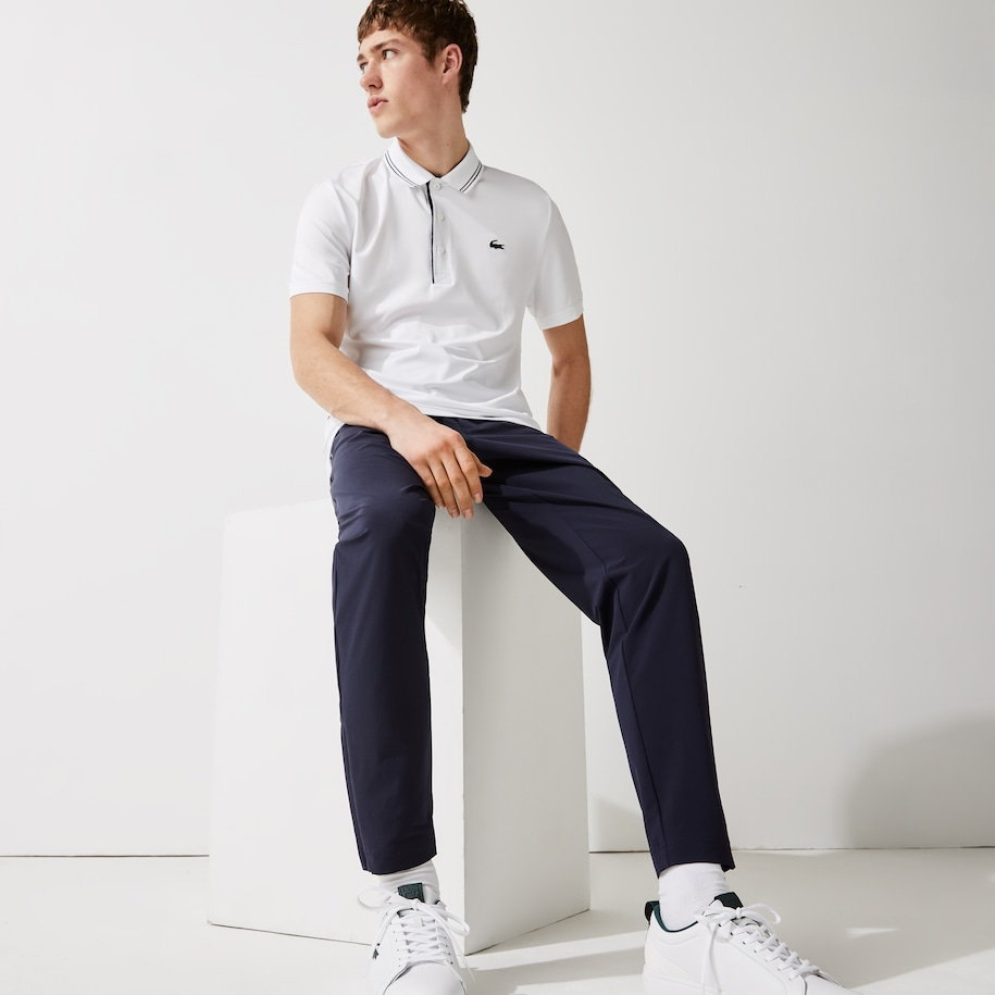 Men's Lacoste SPORT Lightweight Stretch Golf Chino Pants