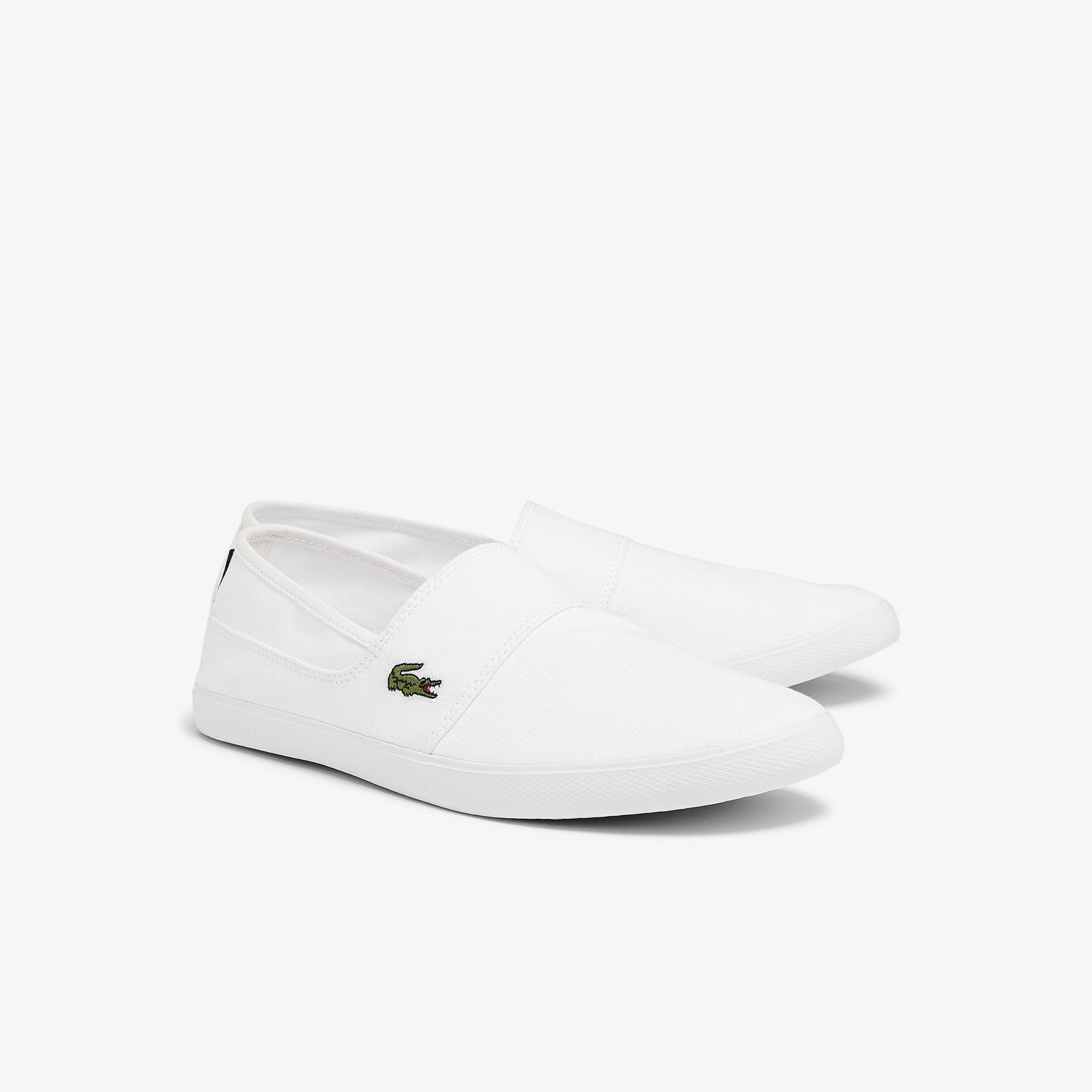 sale uk factory authentic attractive price Men's Marice Canvas Slip-ons | LACOSTE