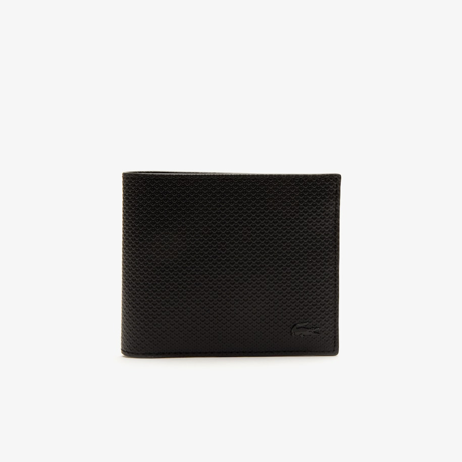 Men's Chantaco Piqué Leather Wallet And Card Holder Set