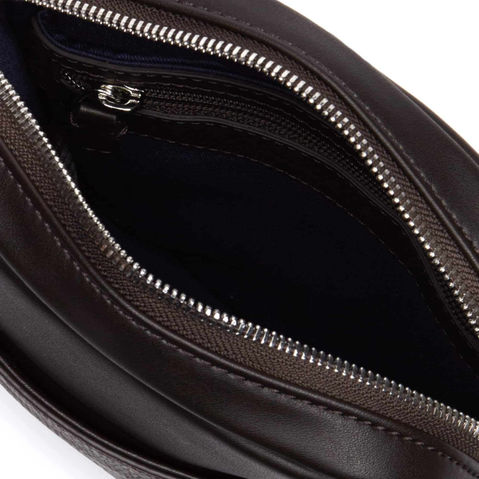 2ab8cc1ff Men s Rafael Monochrome Leather Zip All-Purpose Bag